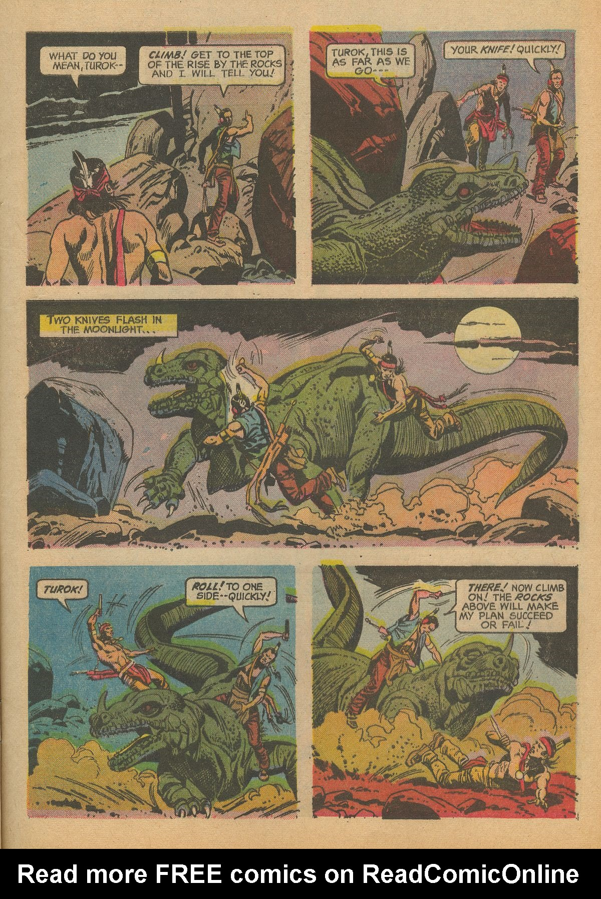 Read online Turok, Son of Stone comic -  Issue #60 - 9