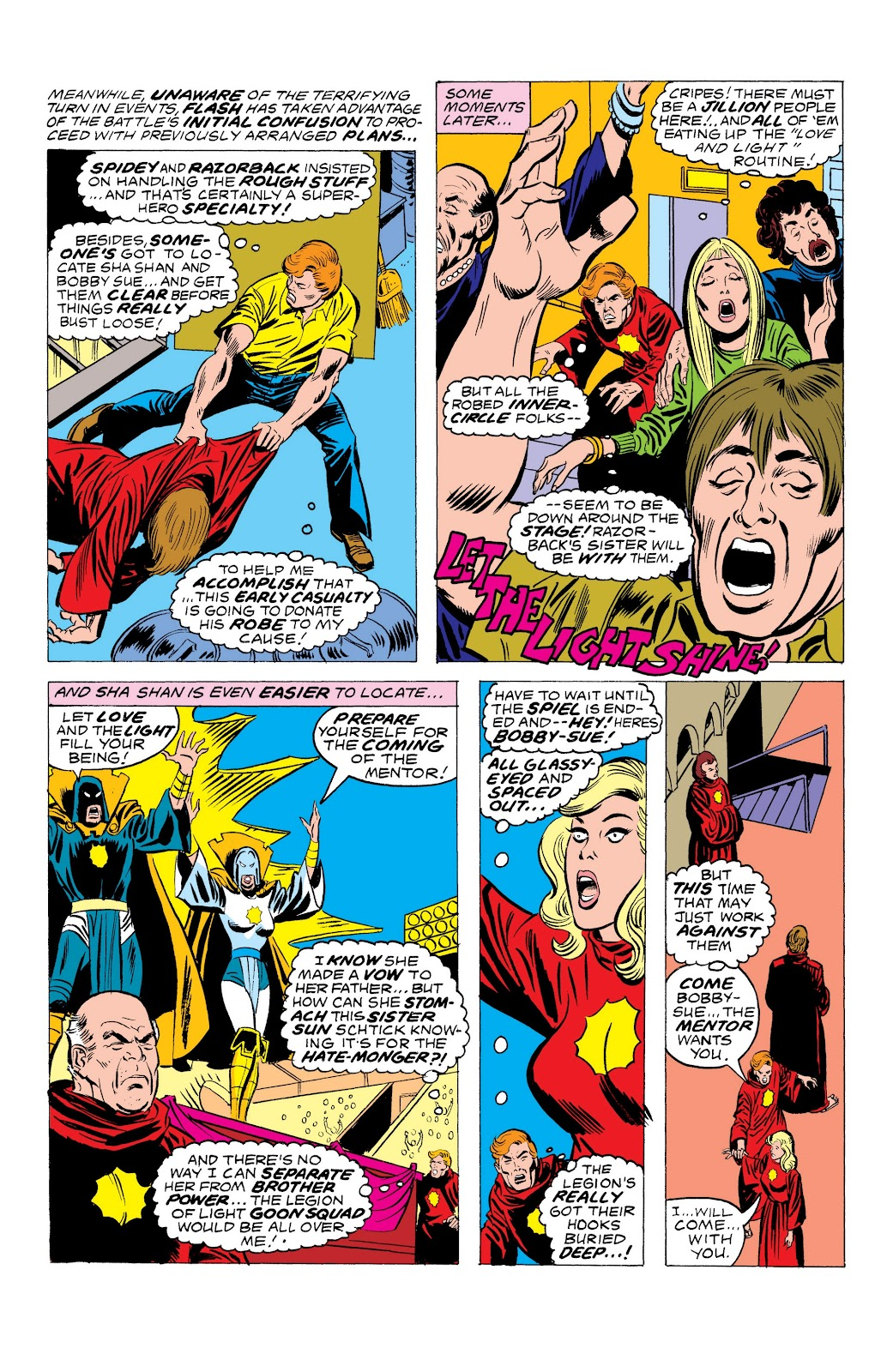 Read online Marvel Masterworks: The Spectacular Spider-Man comic -  Issue # TPB (Part 3) - 41
