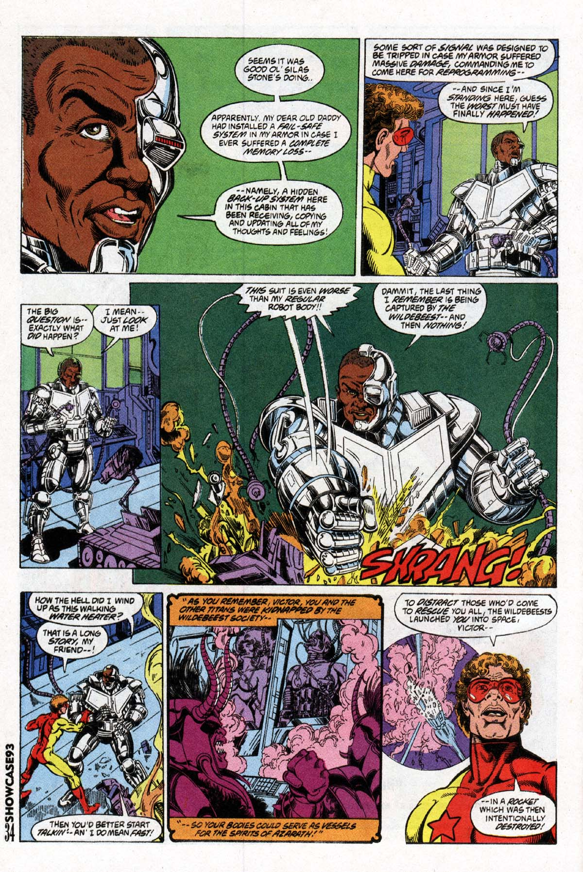 Read online Showcase '93 comic -  Issue #2 - 35