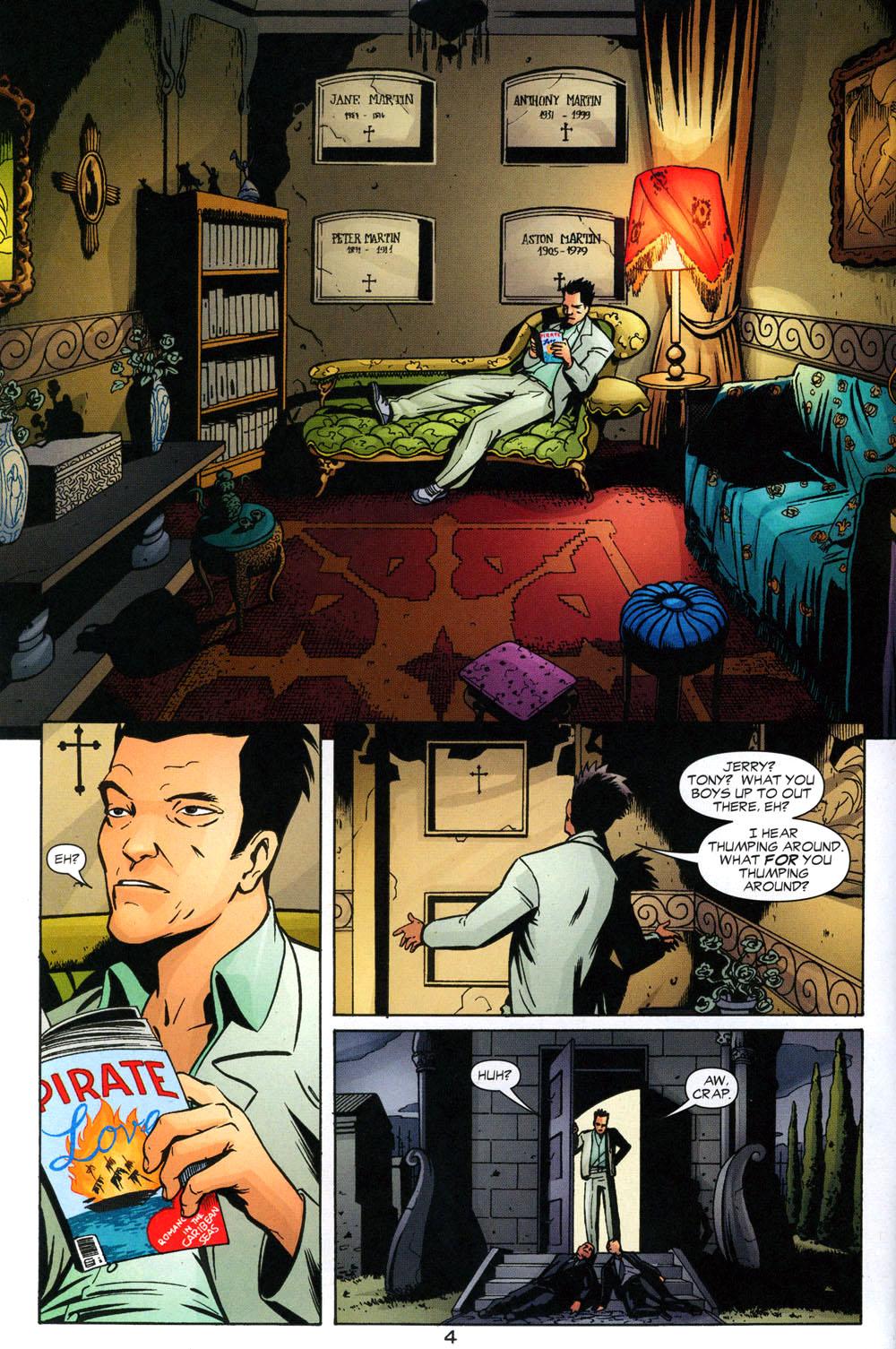 Read online Fallen Angel (2003) comic -  Issue #2 - 5