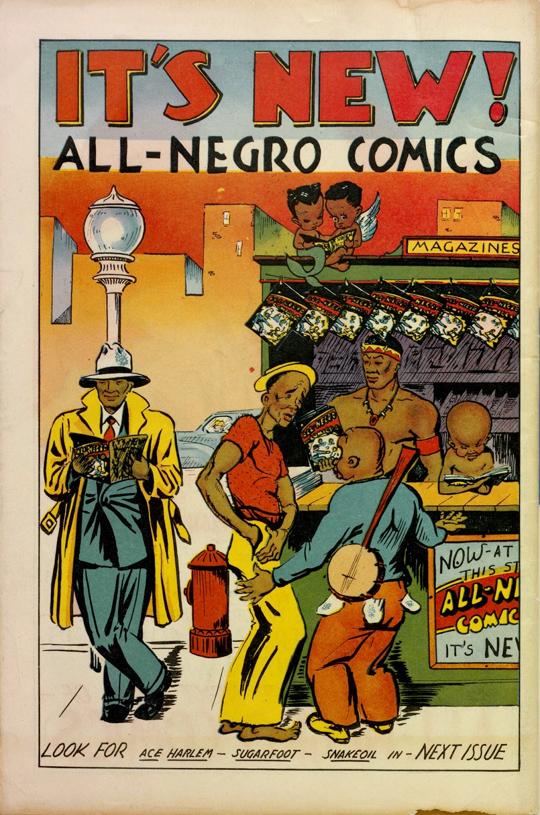 All-Negro Comics issue Full - Page 51