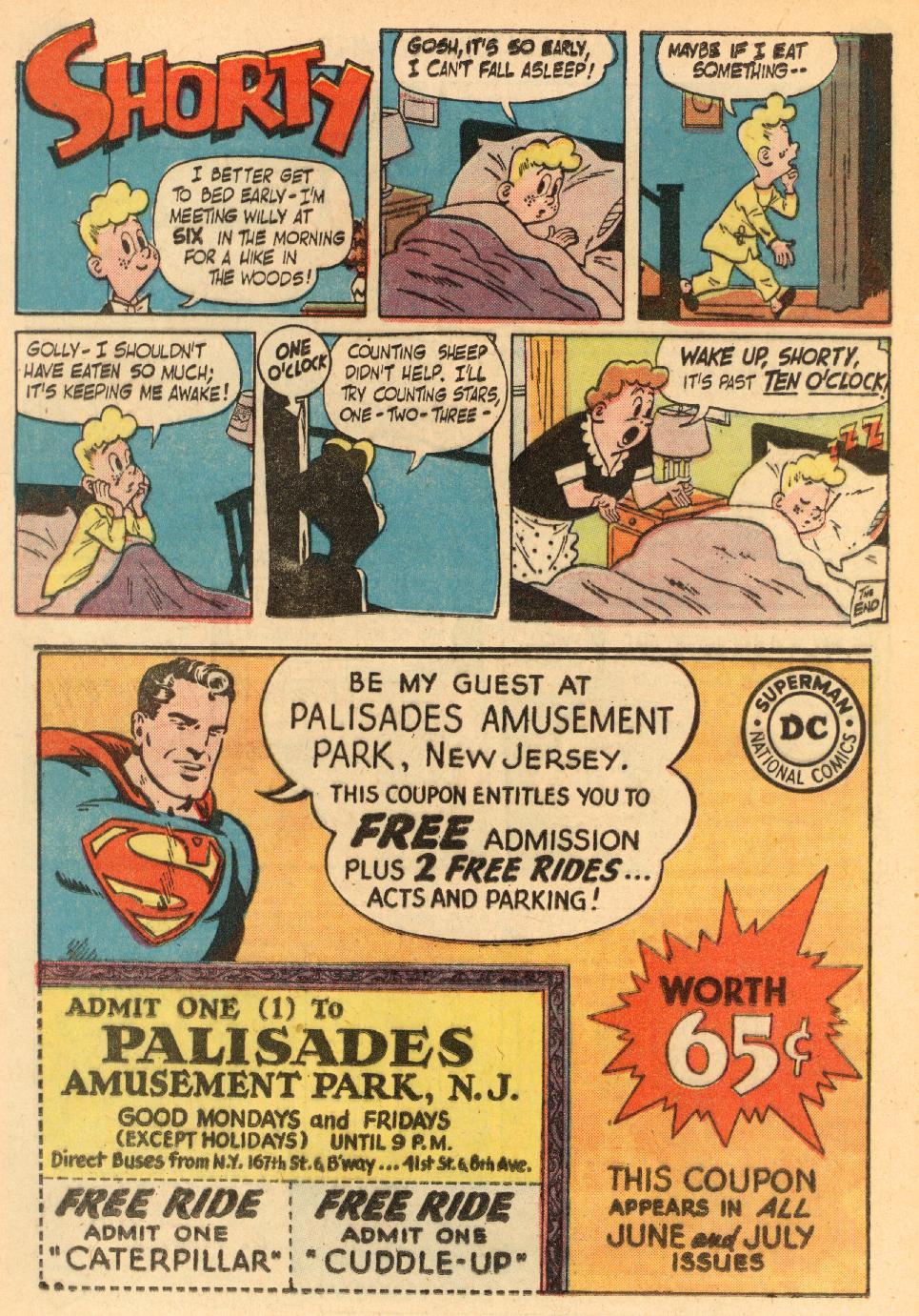 Read online Adventure Comics (1938) comic -  Issue #249 - 16
