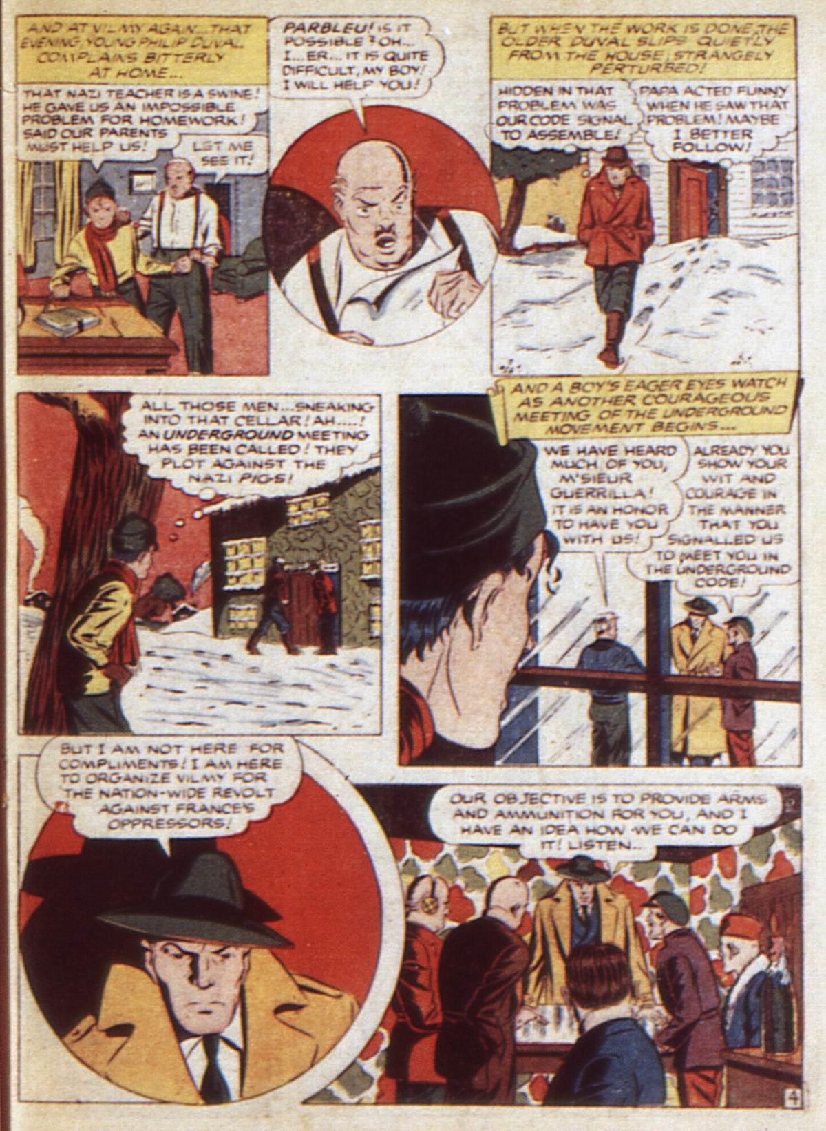 Read online Adventure Comics (1938) comic -  Issue #85 - 61
