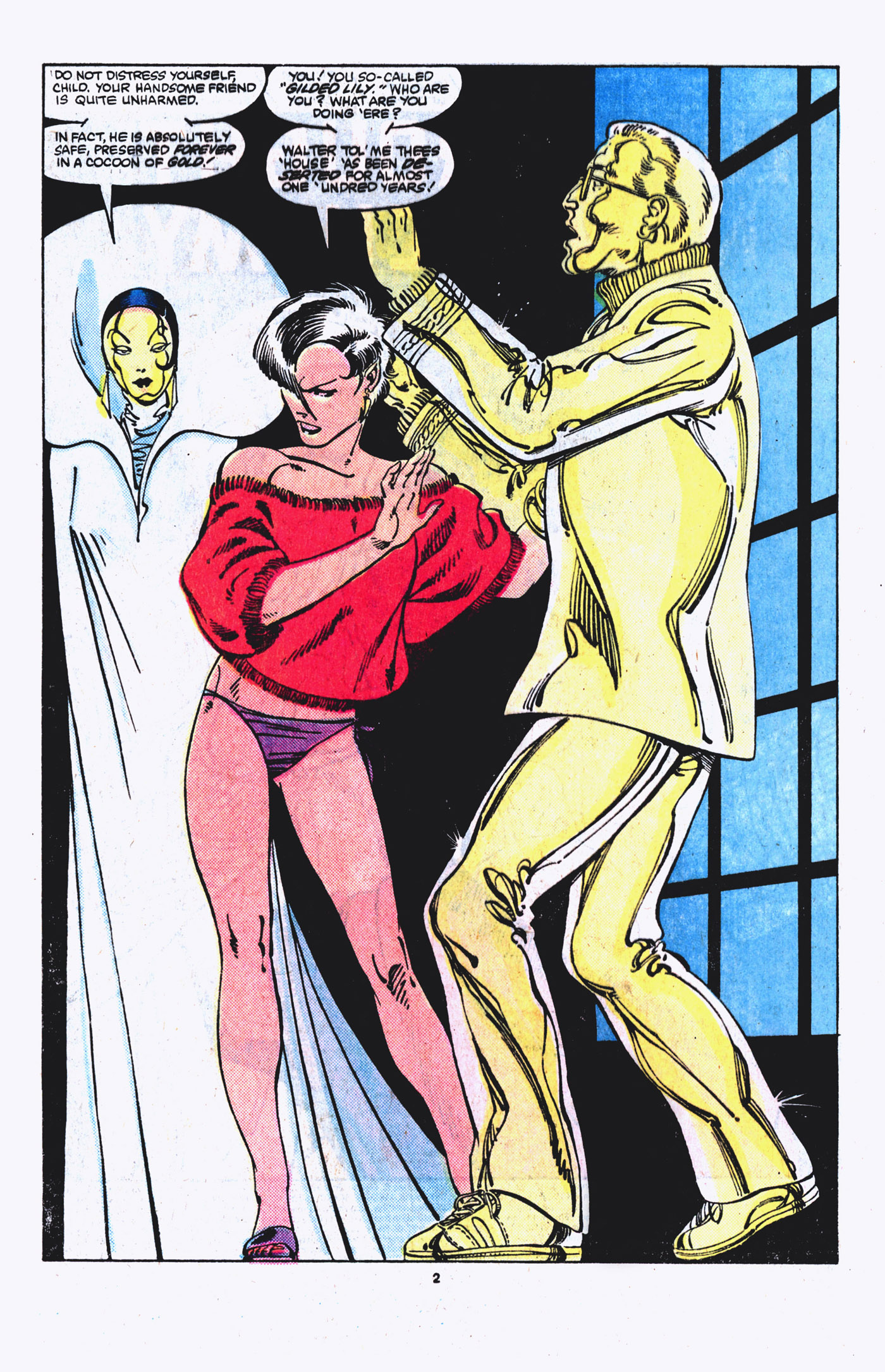 Read online Alpha Flight (1983) comic -  Issue #21 - 3