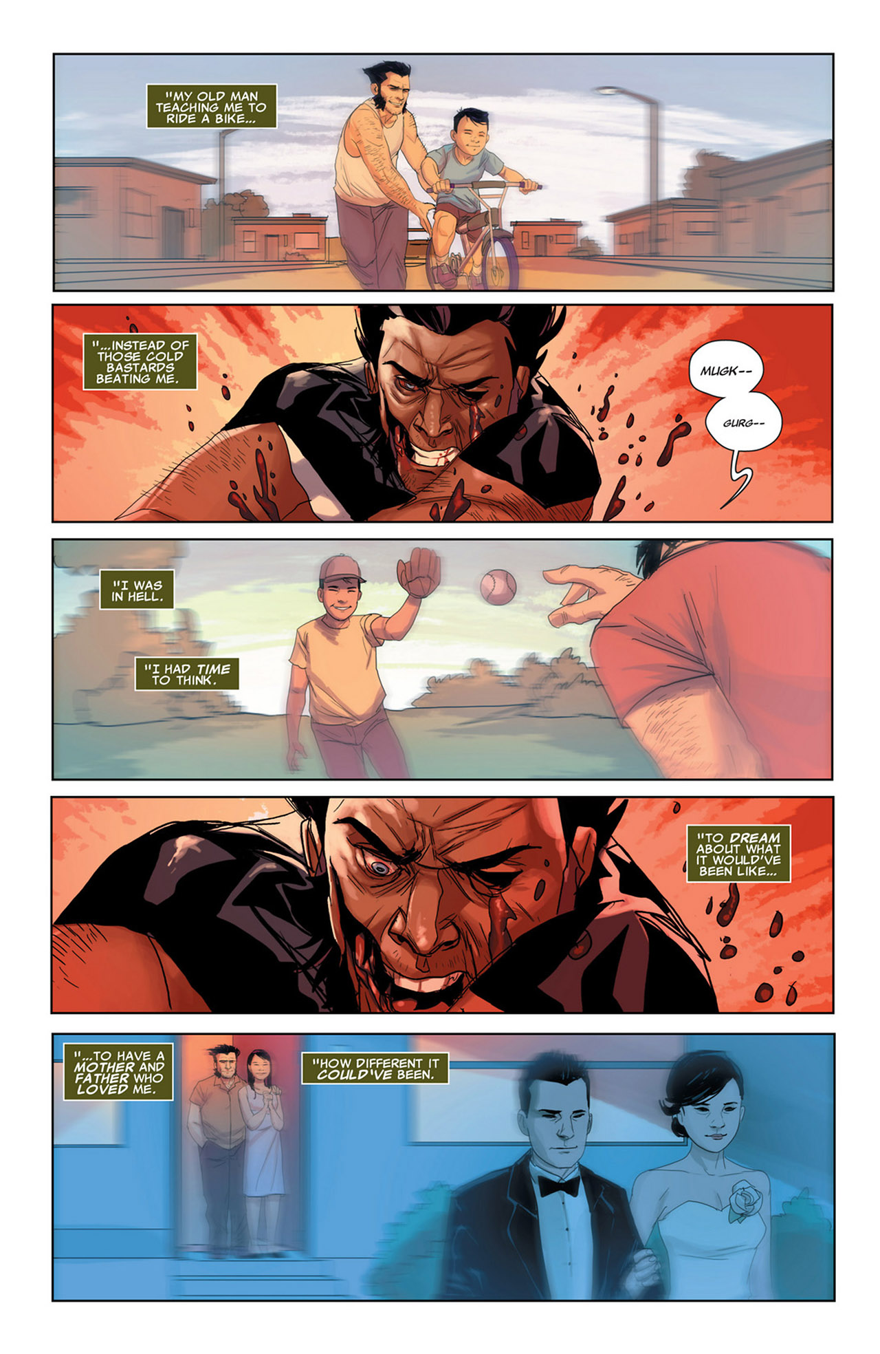 Read online Uncanny X-Force (2010) comic -  Issue #34 - 17