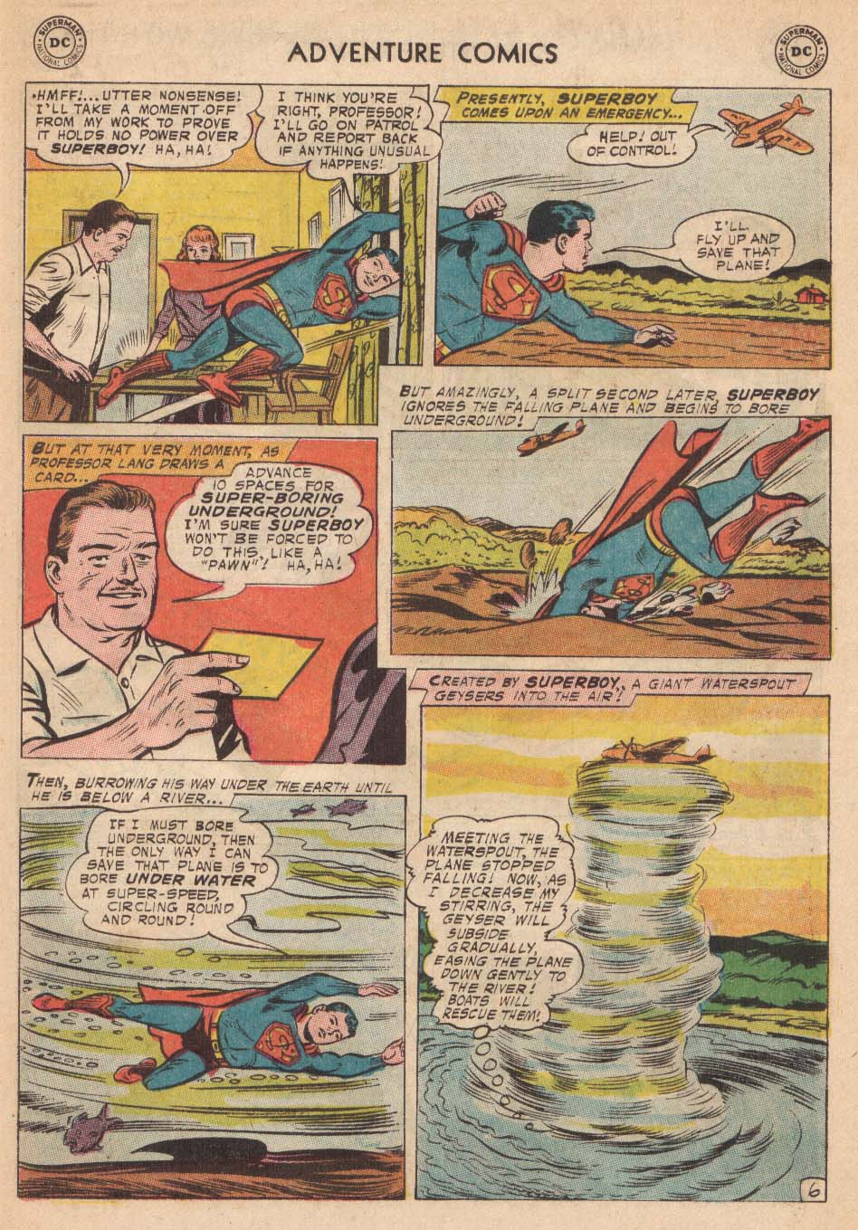 Read online Adventure Comics (1938) comic -  Issue #338 - 31