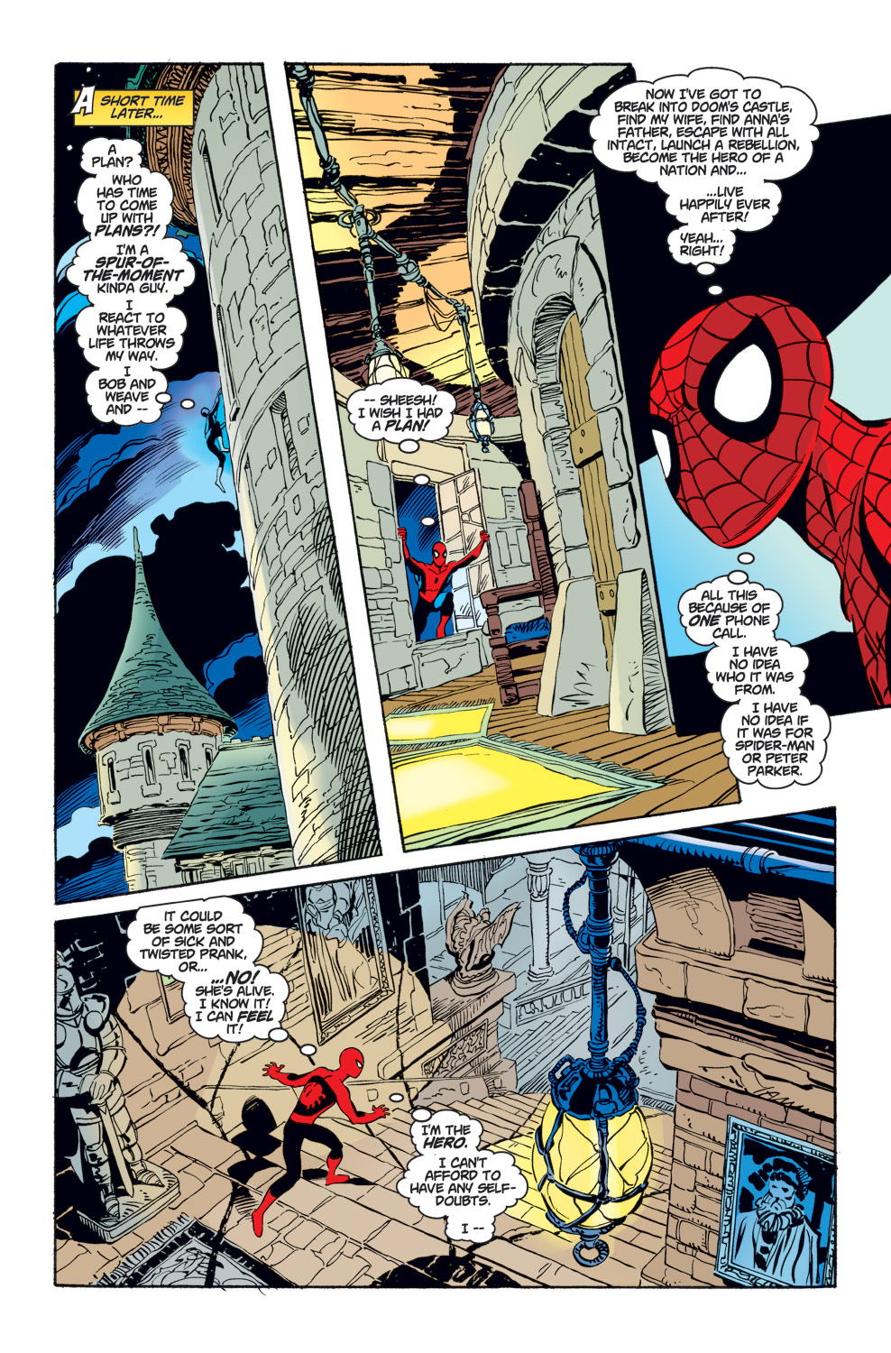 The Amazing Spider-Man (1999) 15 Page 16