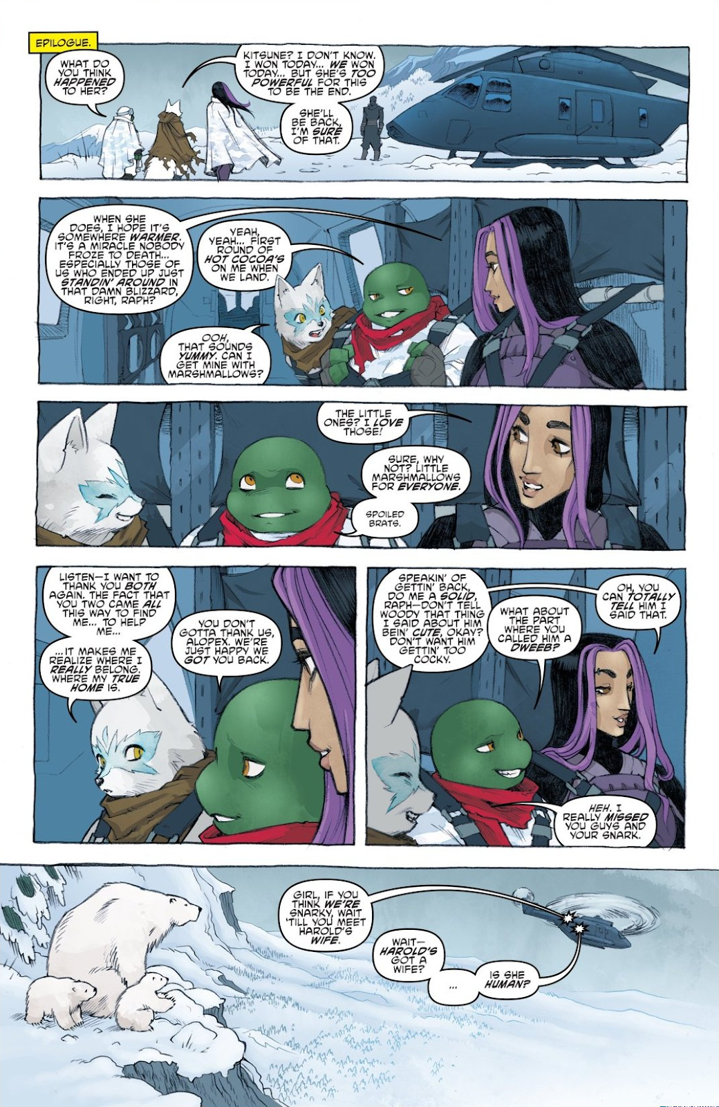Read online Teenage Mutant Ninja Turtles: The IDW Collection comic -  Issue # TPB 8 (Part 4) - 12