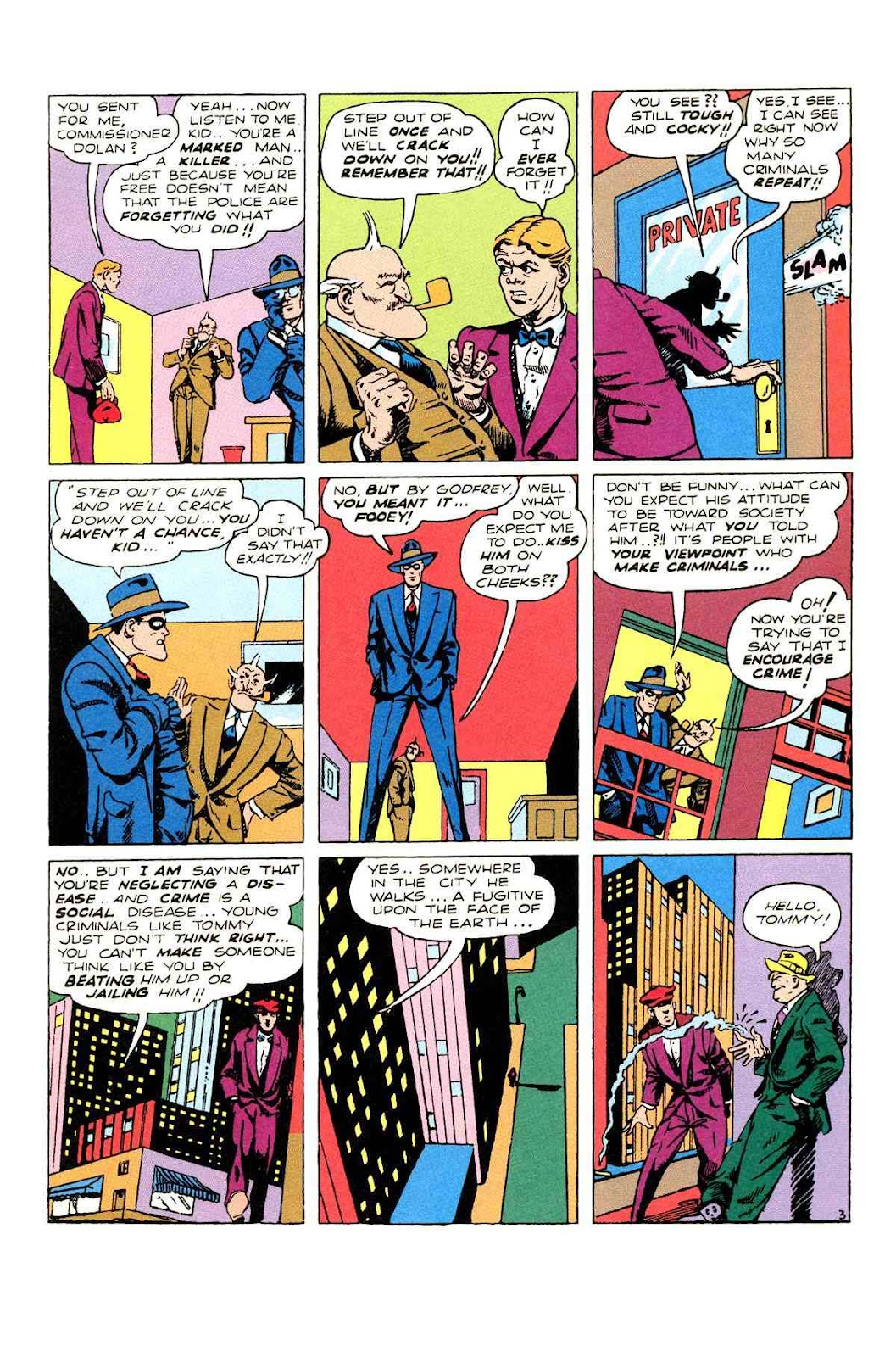 Read online Will Eisner's The Spirit Archives comic -  Issue # TPB 2 (Part 2) - 63