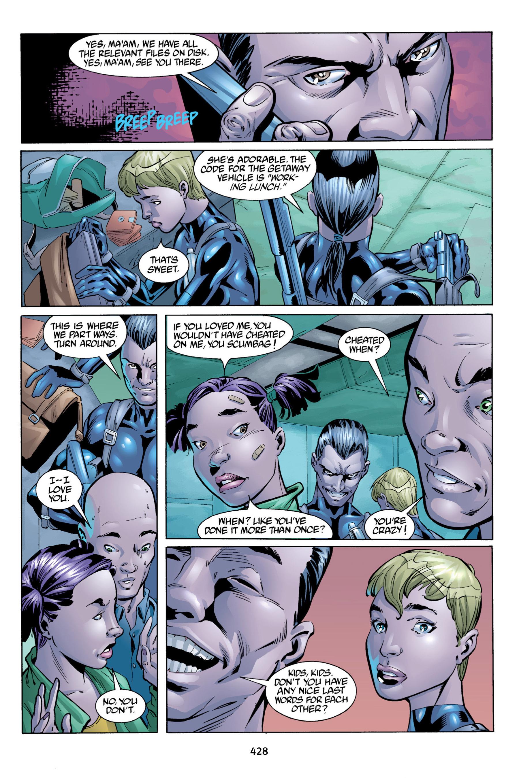 Read online Aliens vs. Predator Omnibus comic -  Issue # _TPB 2 Part 4 - 91