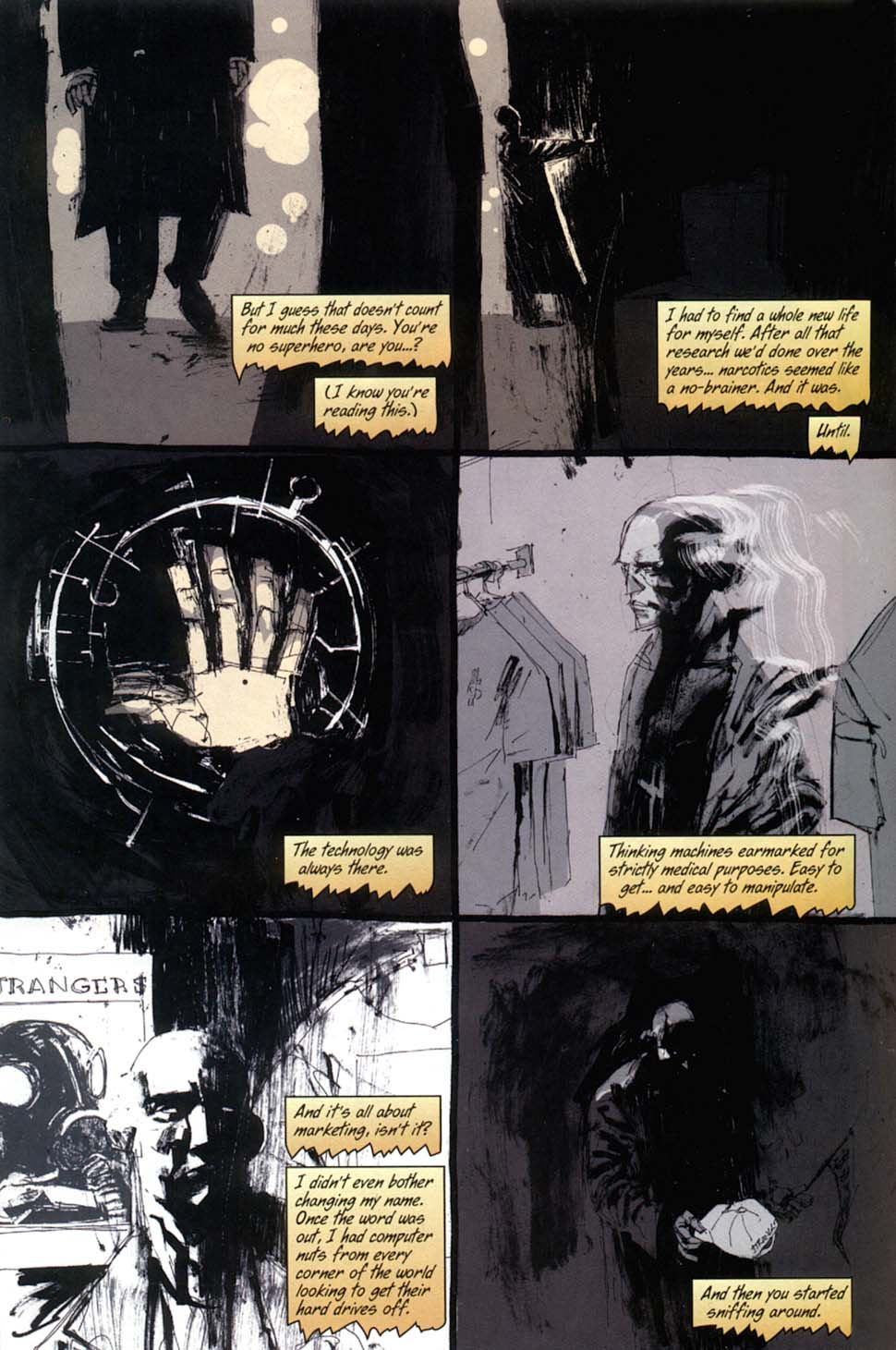Read online Automatic Kafka comic -  Issue #8 - 10