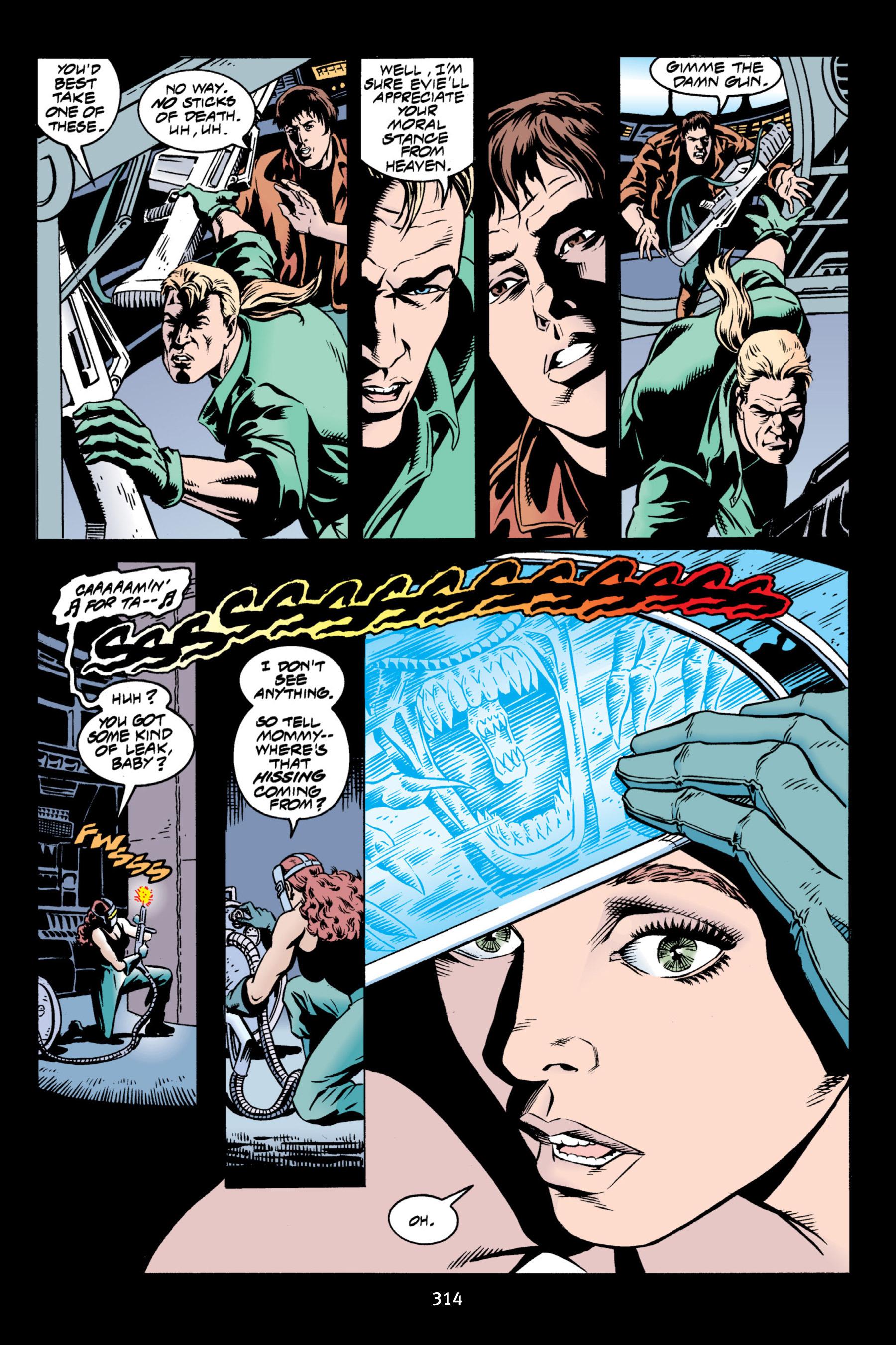 Read online Aliens vs. Predator Omnibus comic -  Issue # _TPB 2 Part 3 - 89