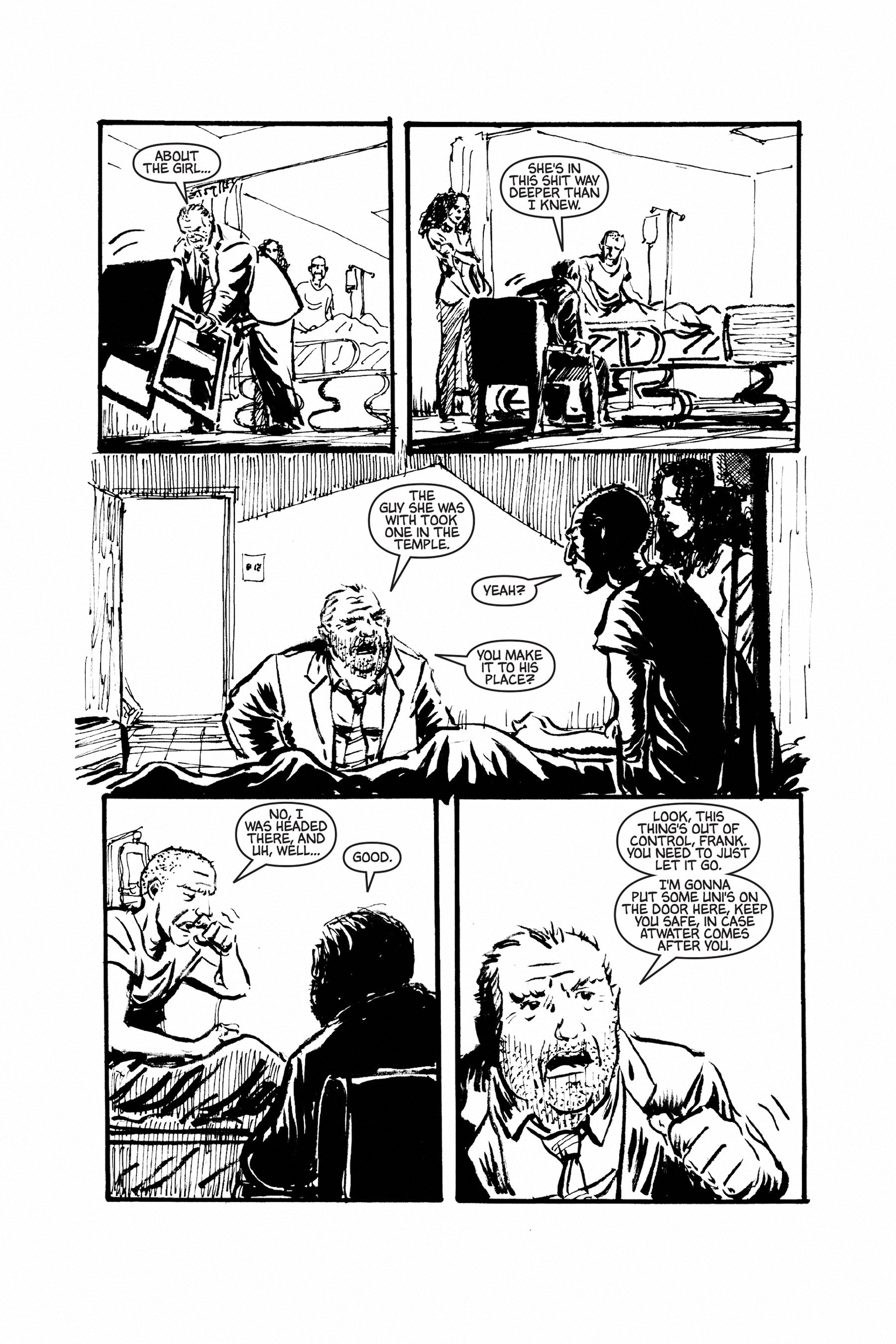 Read online Tumor comic -  Issue # TPB - 70