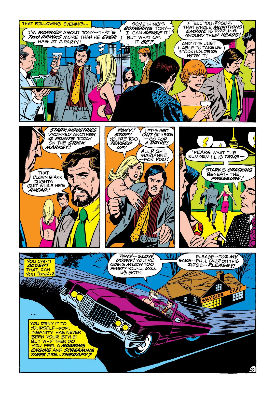 Read online Marvel Masterworks: The Invincible Iron Man comic -  Issue # TPB 8 (Part 2) - 98