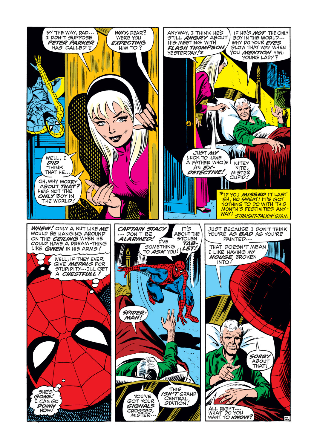 The Amazing Spider-Man (1963) 73 Page 2