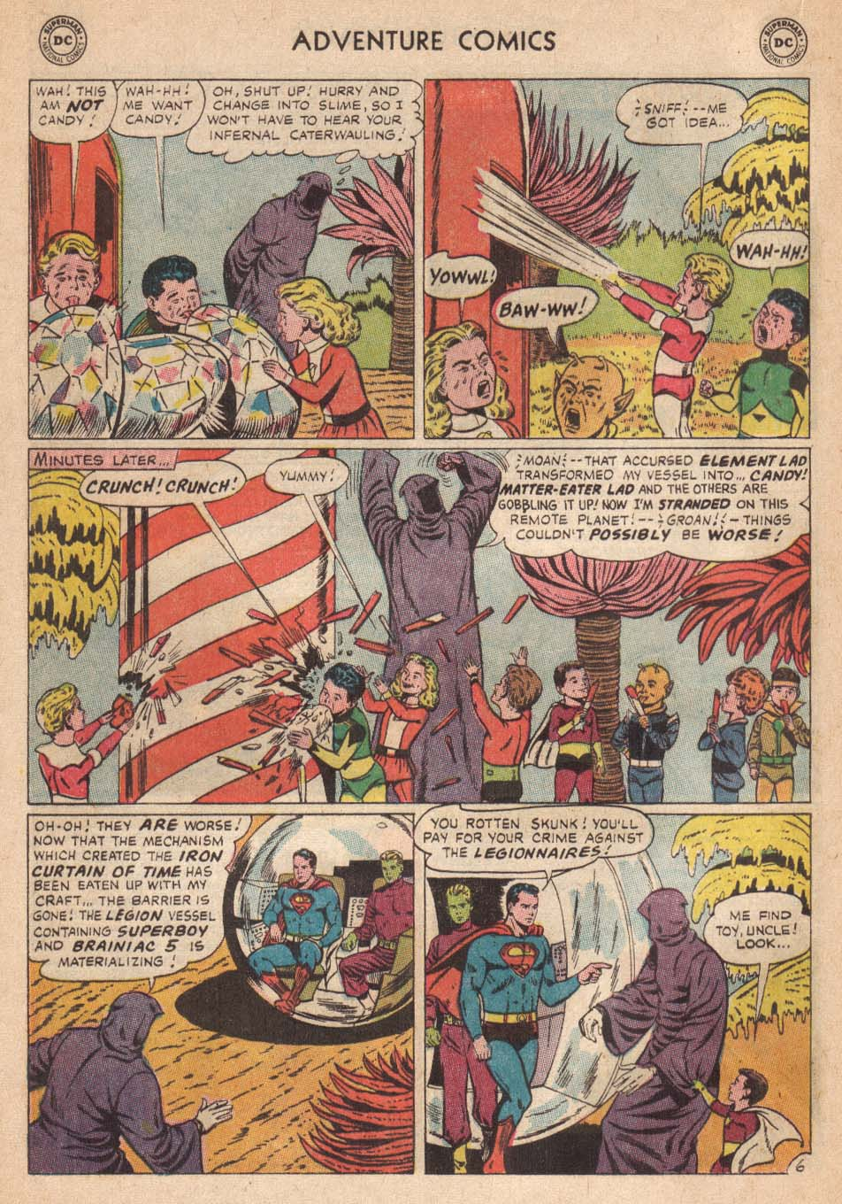 Read online Adventure Comics (1938) comic -  Issue #338 - 20