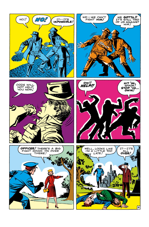 Read online Amazing Adventures (1961) comic -  Issue #6 - 19