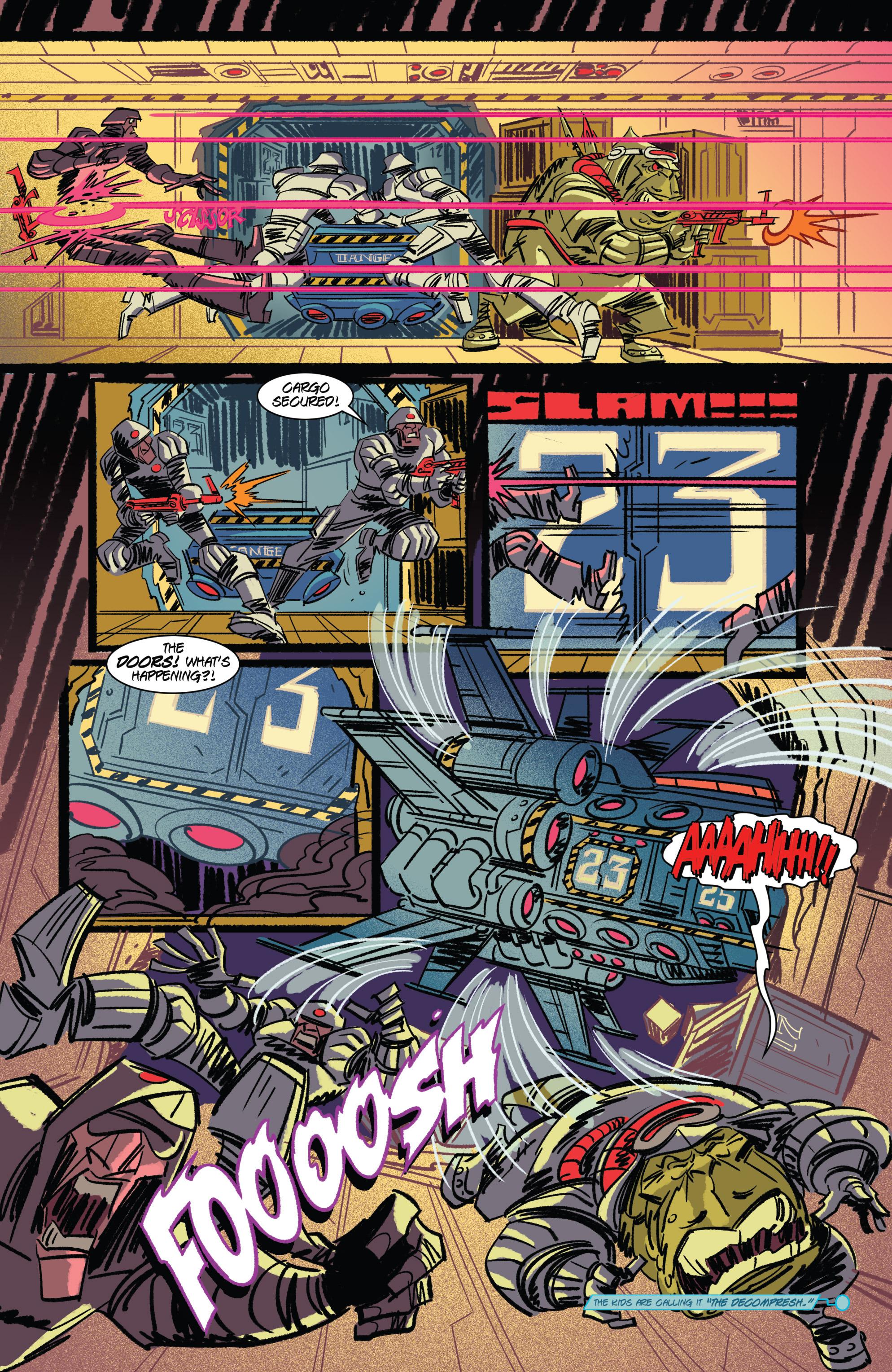 Read online Satellite Falling comic -  Issue #5 - 30