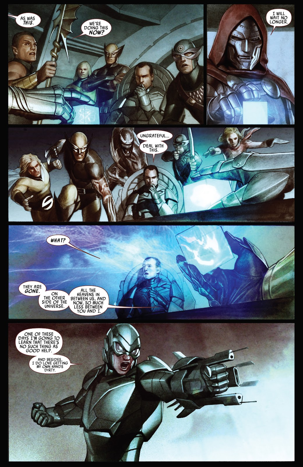 Read online Siege Prelude comic -  Issue # TPB (Part 1) - 79