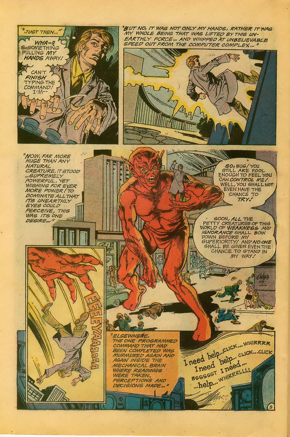 Weird Mystery Tales issue 7 - Page 26