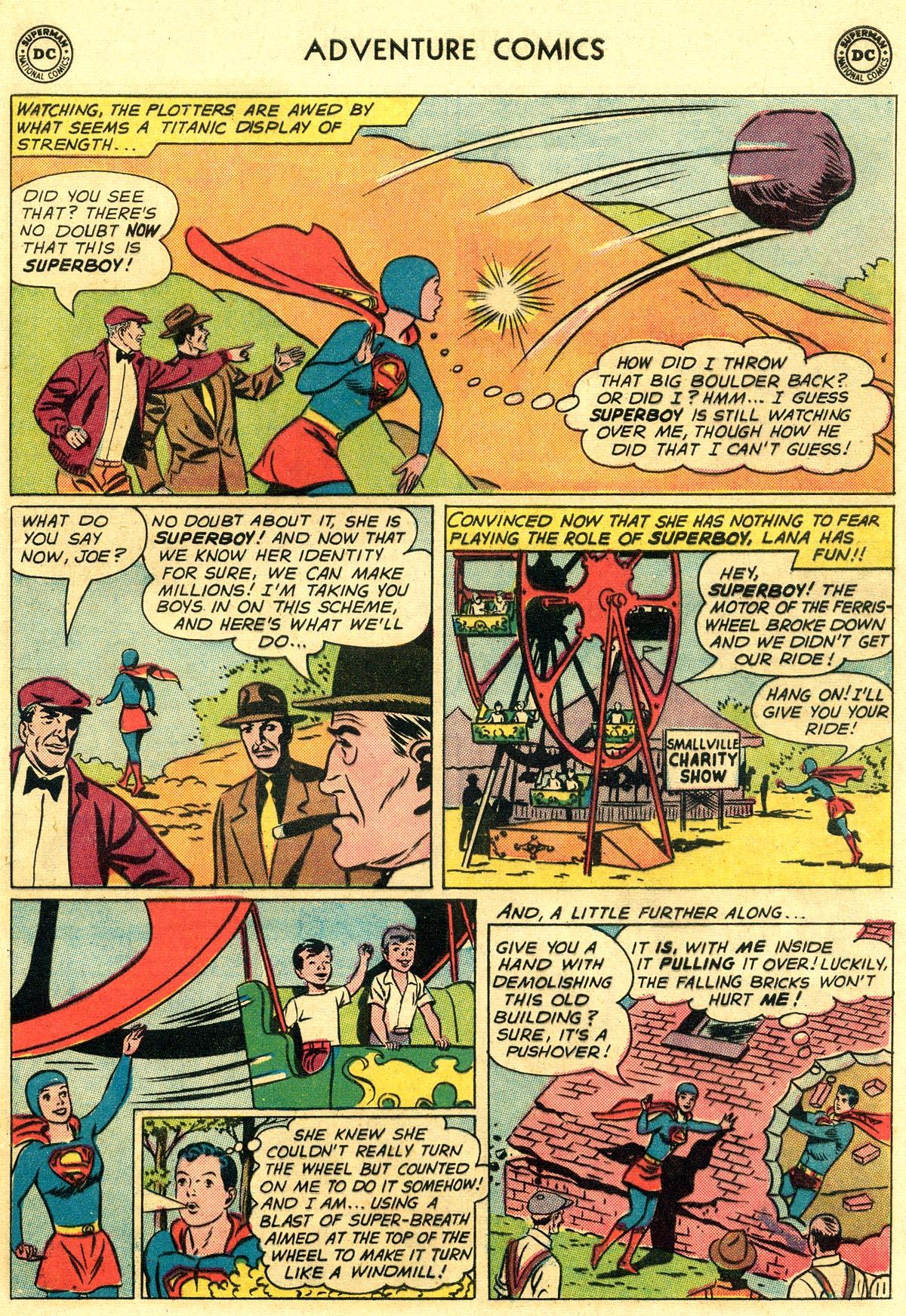 Read online Adventure Comics (1938) comic -  Issue #297 - 13