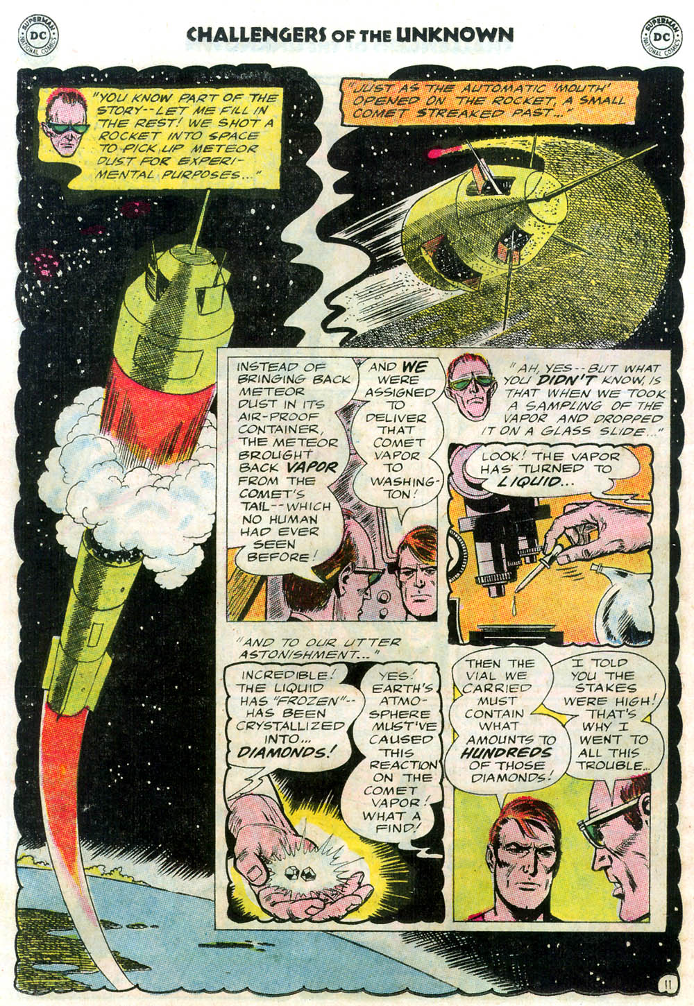 Challengers of the Unknown (1958) issue 47 - Page 25