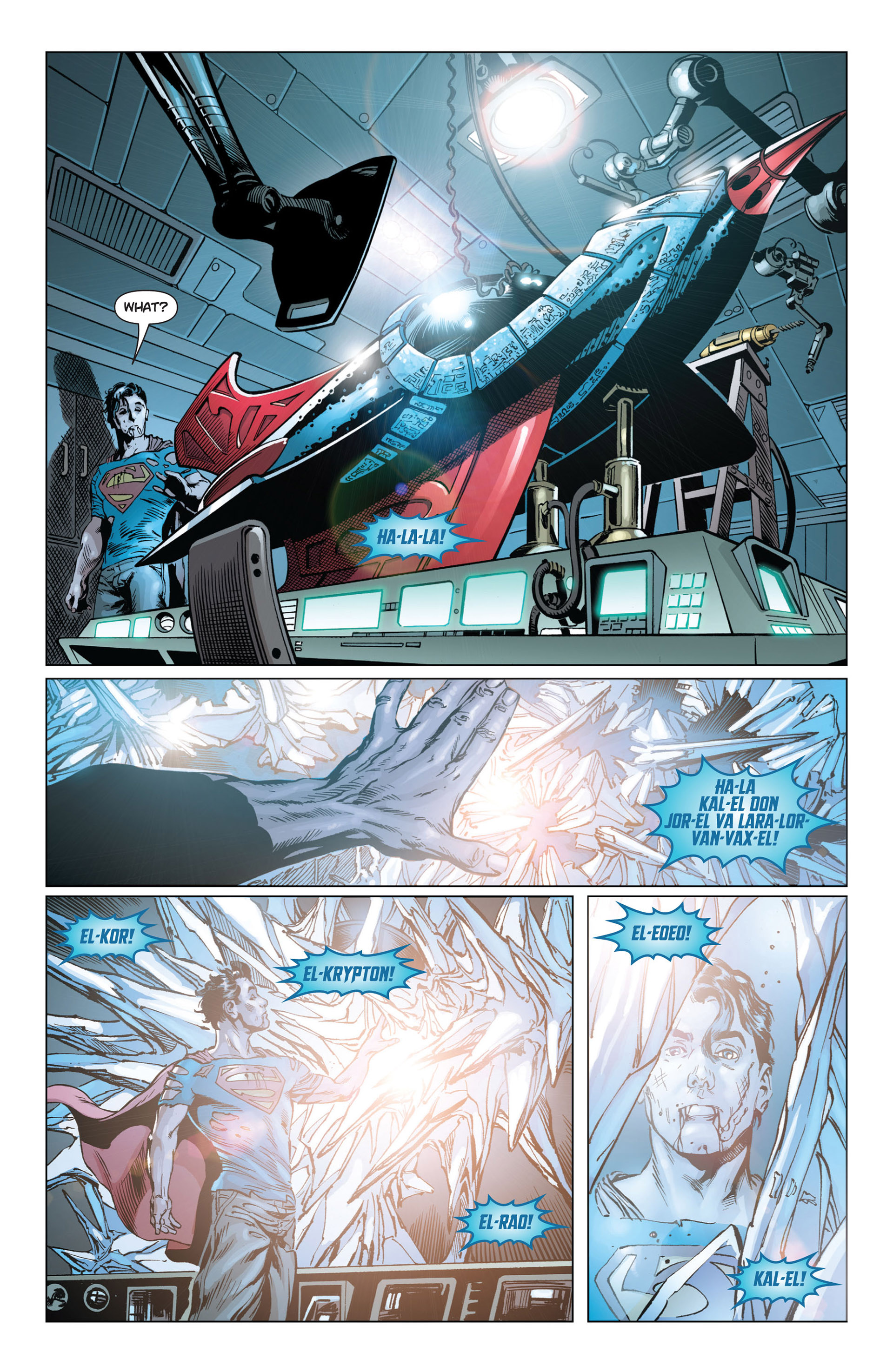 Read online Action Comics (2011) comic -  Issue #2 - 16