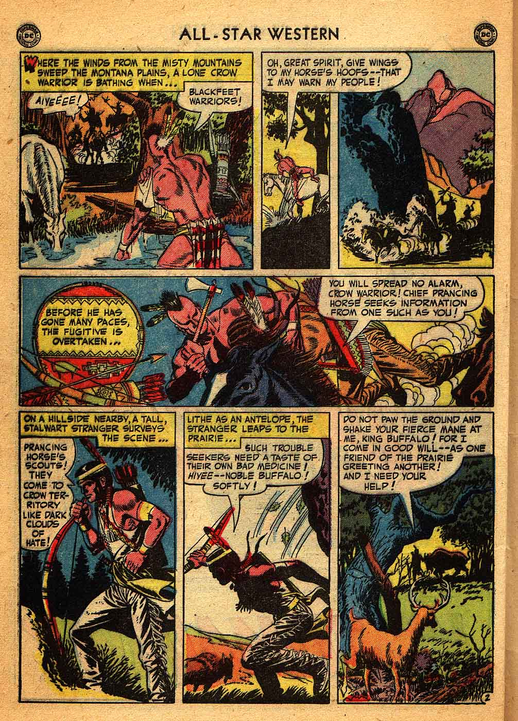 Read online All-Star Western (1951) comic -  Issue #58 - 40