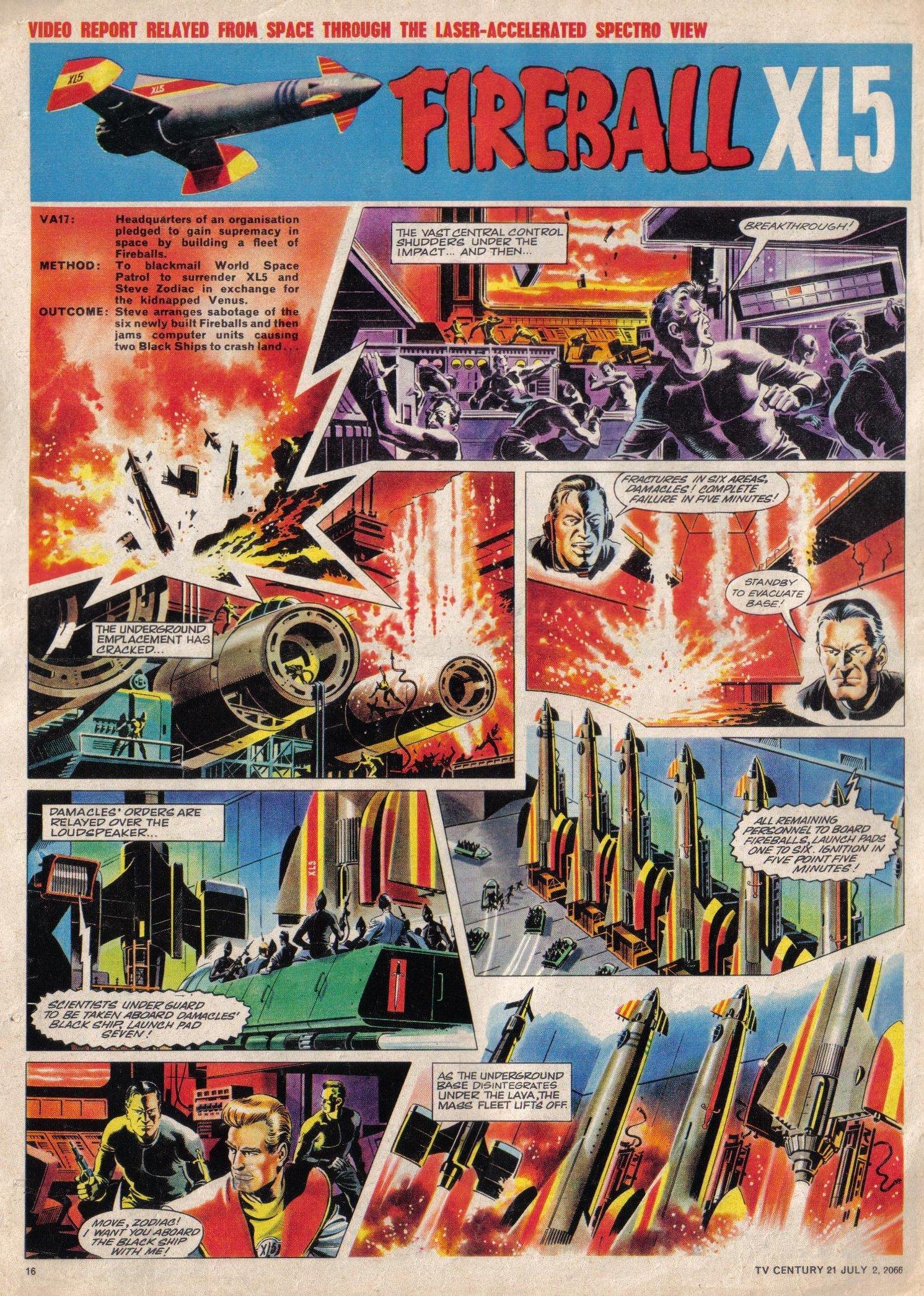 Read online TV Century 21 (TV 21) comic -  Issue #76 - 15