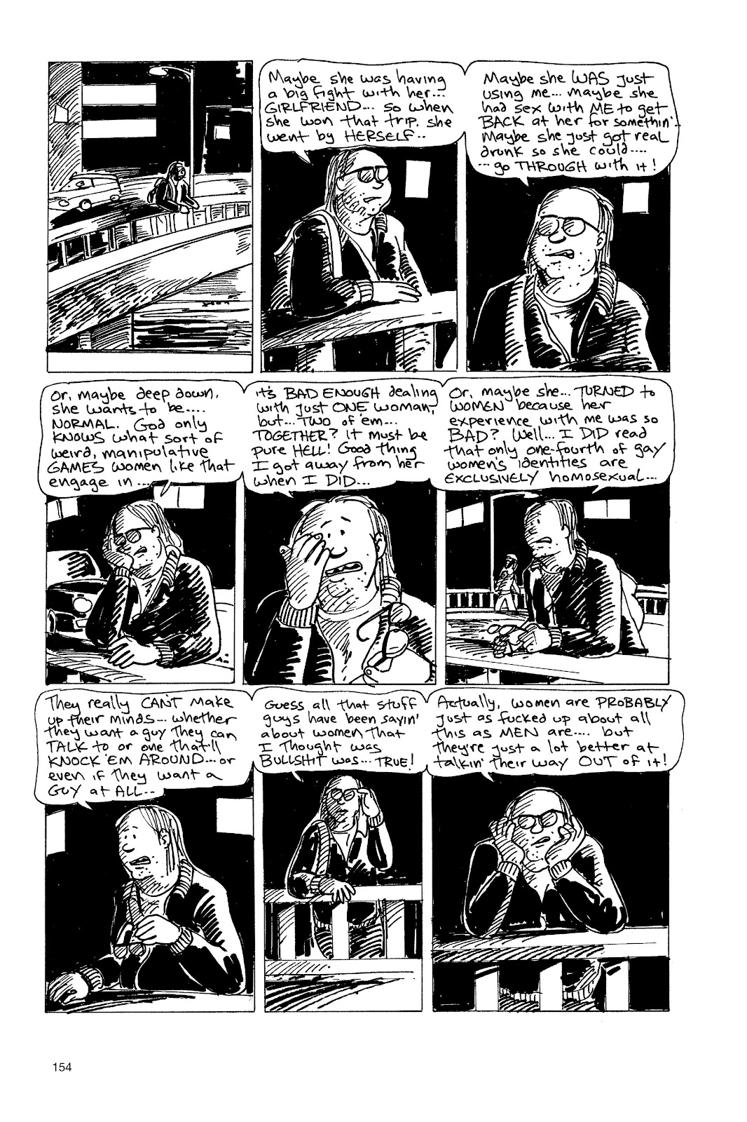 Read online Life's a Bitch: The Complete Bitchy Bitch Stories comic -  Issue # TPB (Part 2) - 51