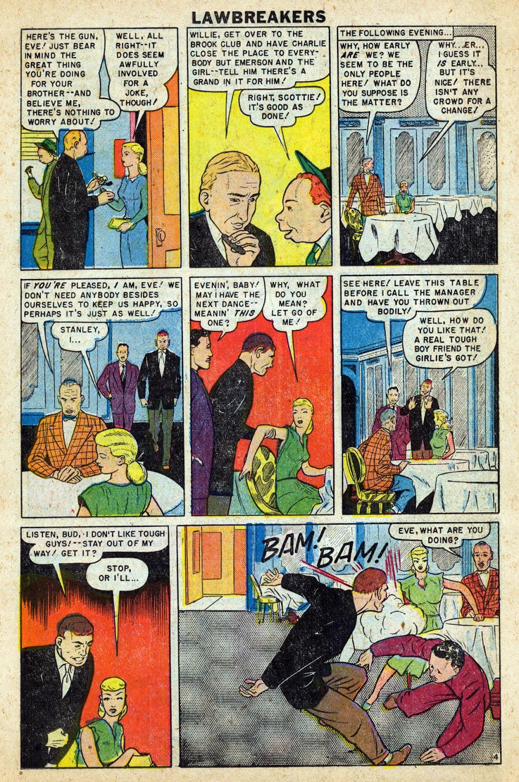 Lawbreakers Always Lose! issue 9 - Page 15