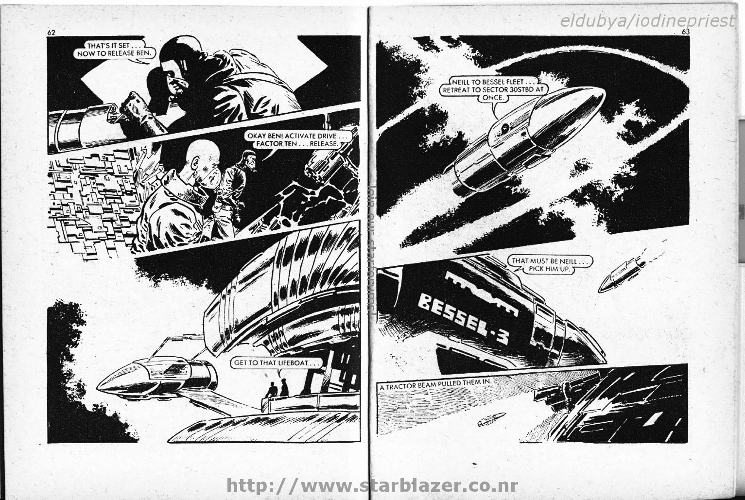 Starblazer issue 59 - Page 33