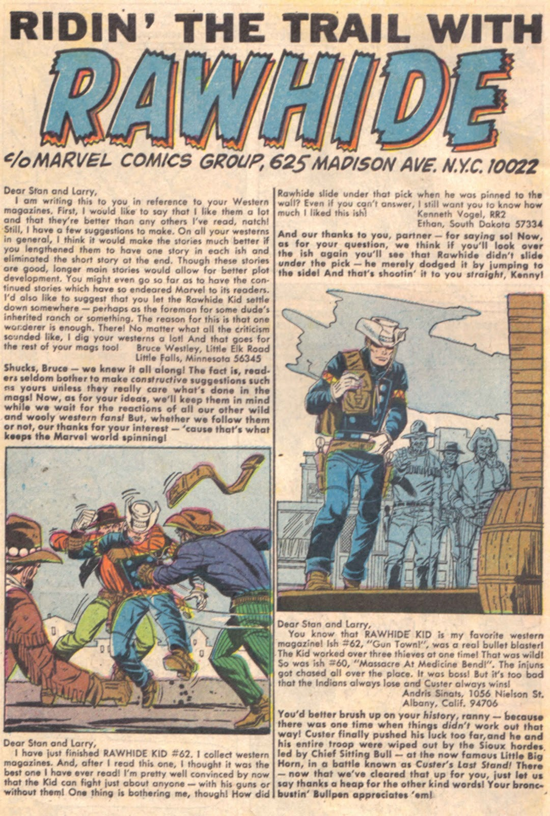 The Rawhide Kid (1955) issue 65 - Page 34