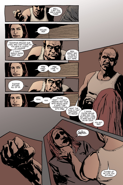 Read online Alias comic -  Issue #1 - 4