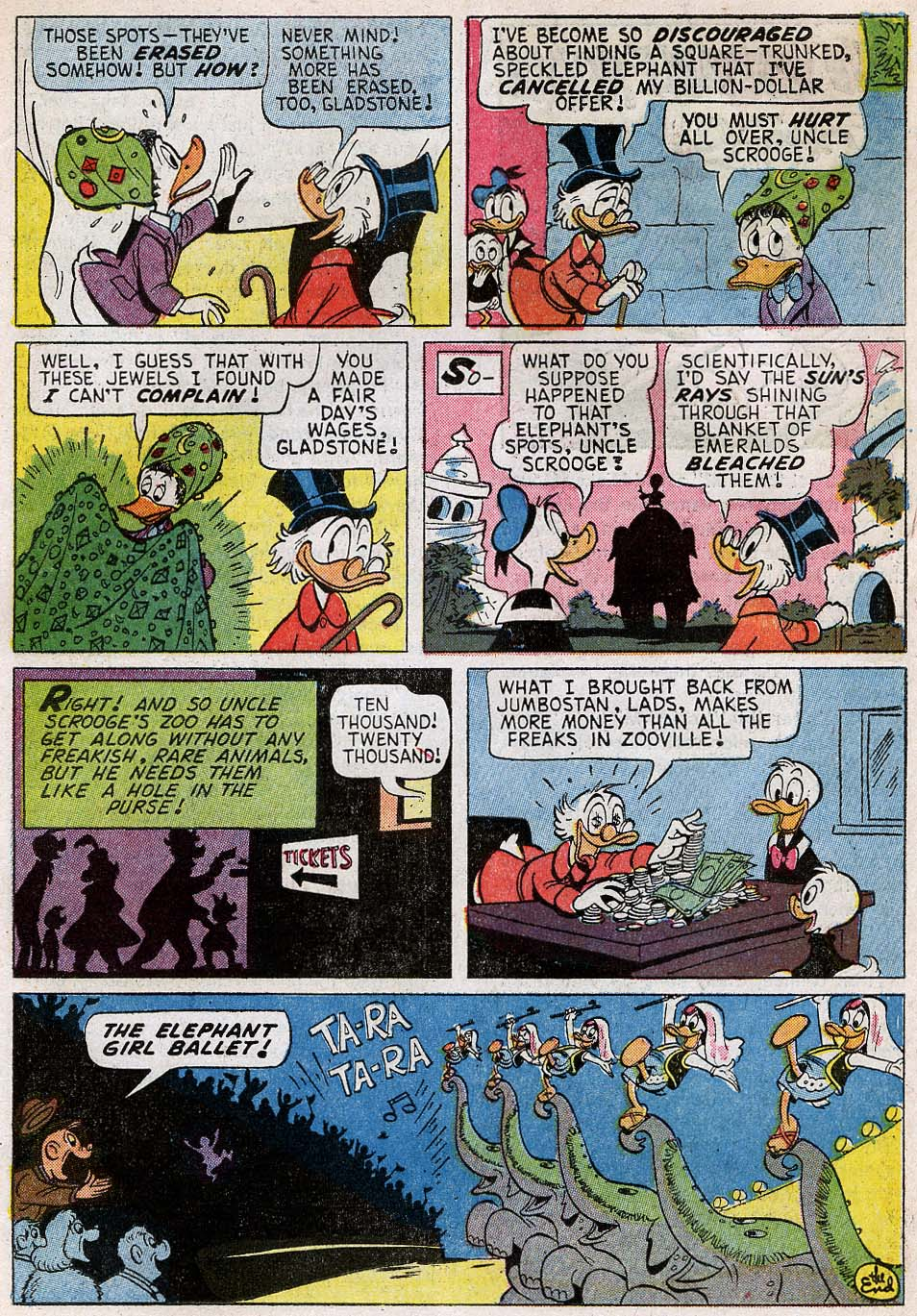 Read online Uncle Scrooge (1953) comic -  Issue #54 - 22
