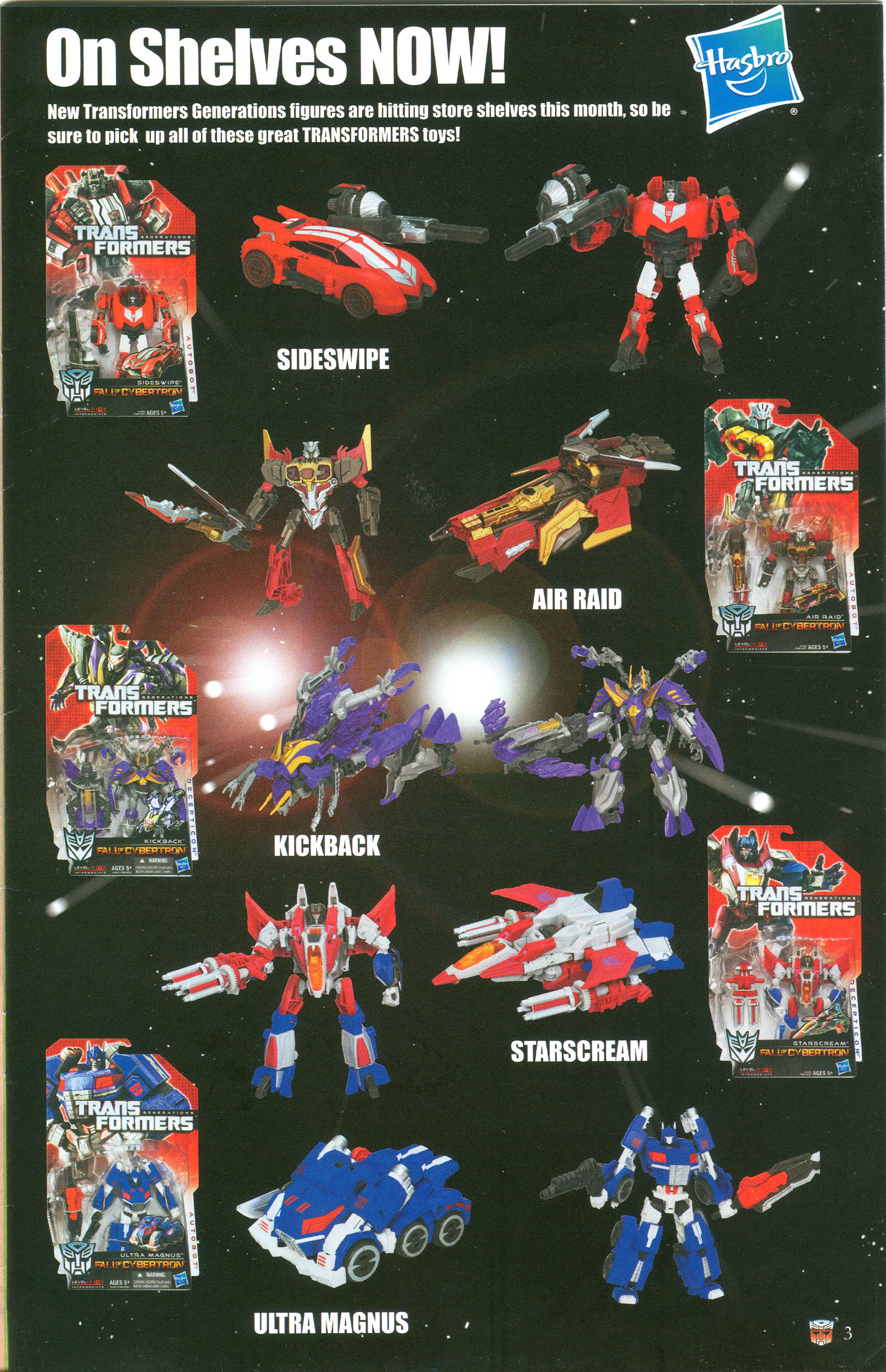 Read online Transformers: Collectors' Club comic -  Issue #49 - 3