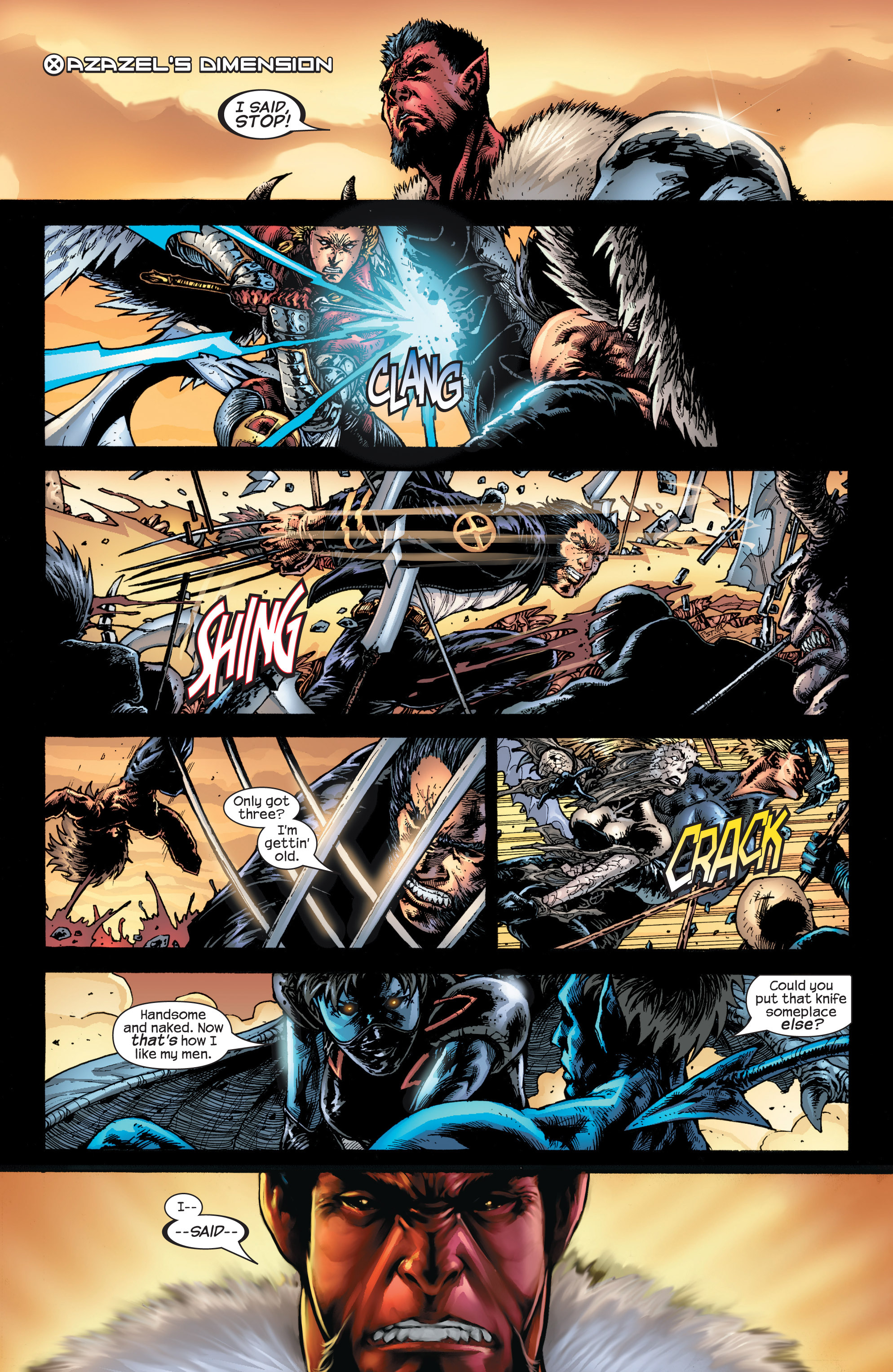 Read online Uncanny X-Men (1963) comic -  Issue #432 - 3