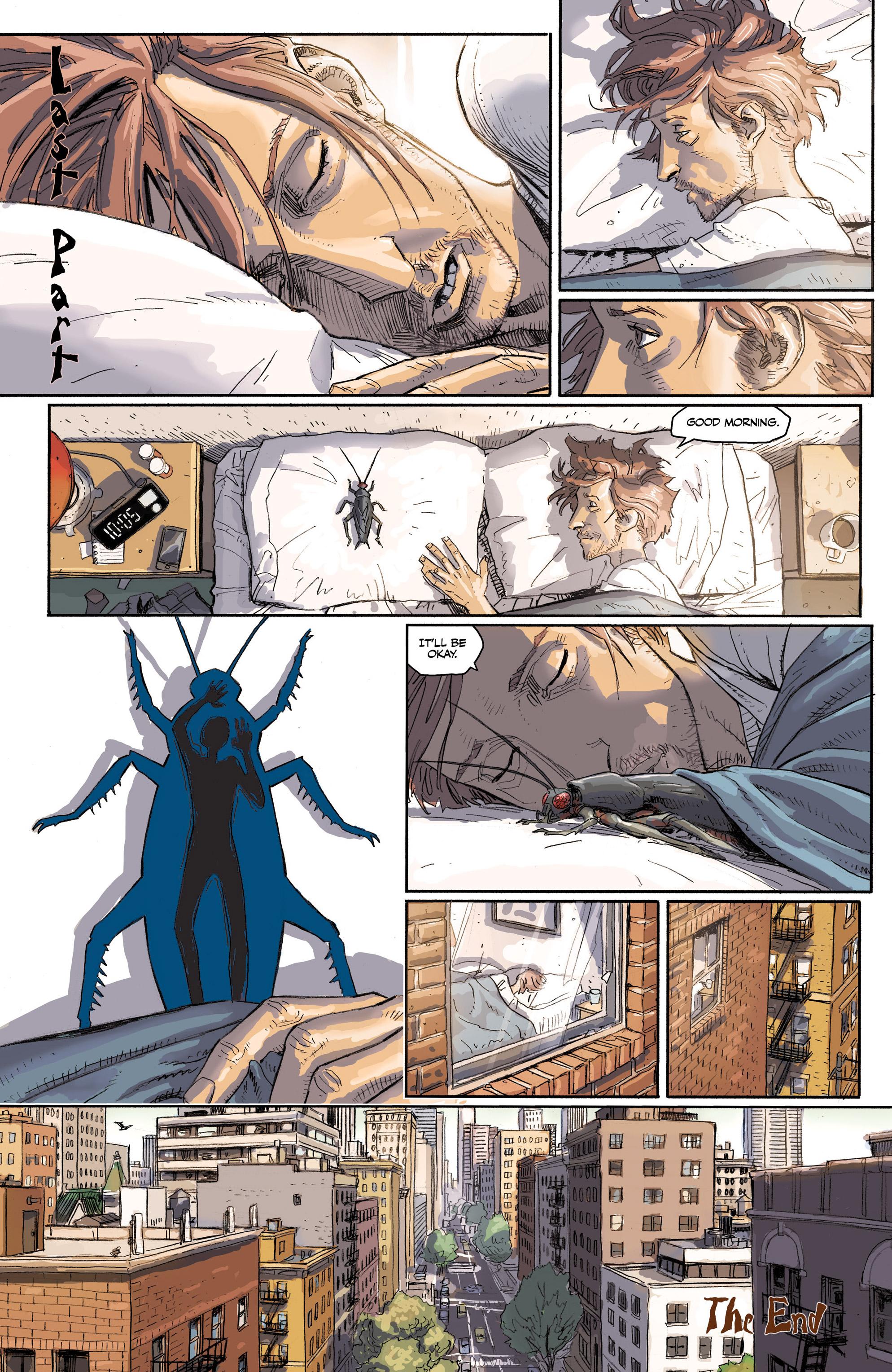 Read online Paklis comic -  Issue #1 - 21