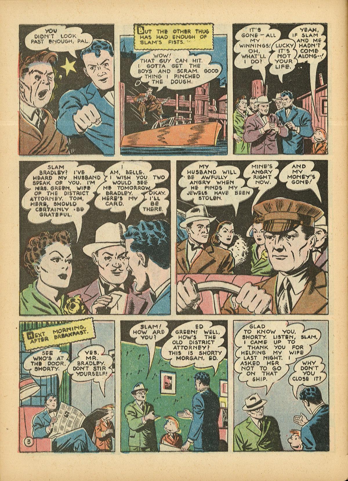 Read online Detective Comics (1937) comic -  Issue #55 - 60