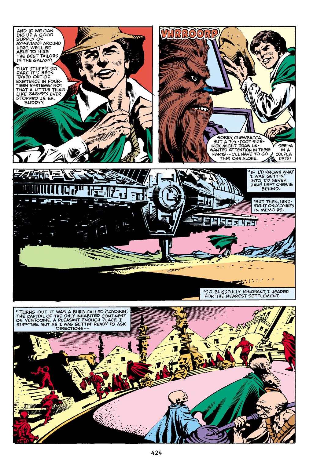 Read online Star Wars Omnibus comic -  Issue # Vol. 16 - 416