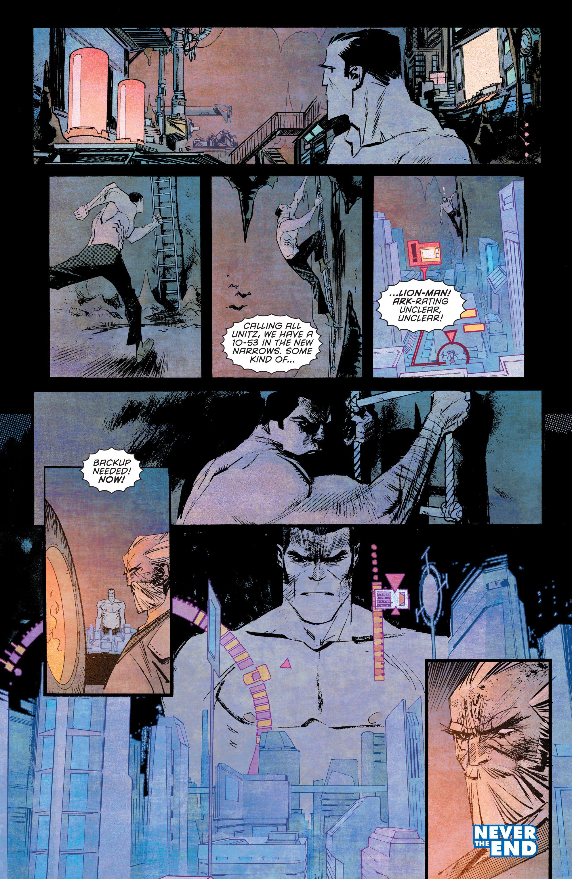 Read online Batman (2011) comic -  Issue # _TPB 9 - 151