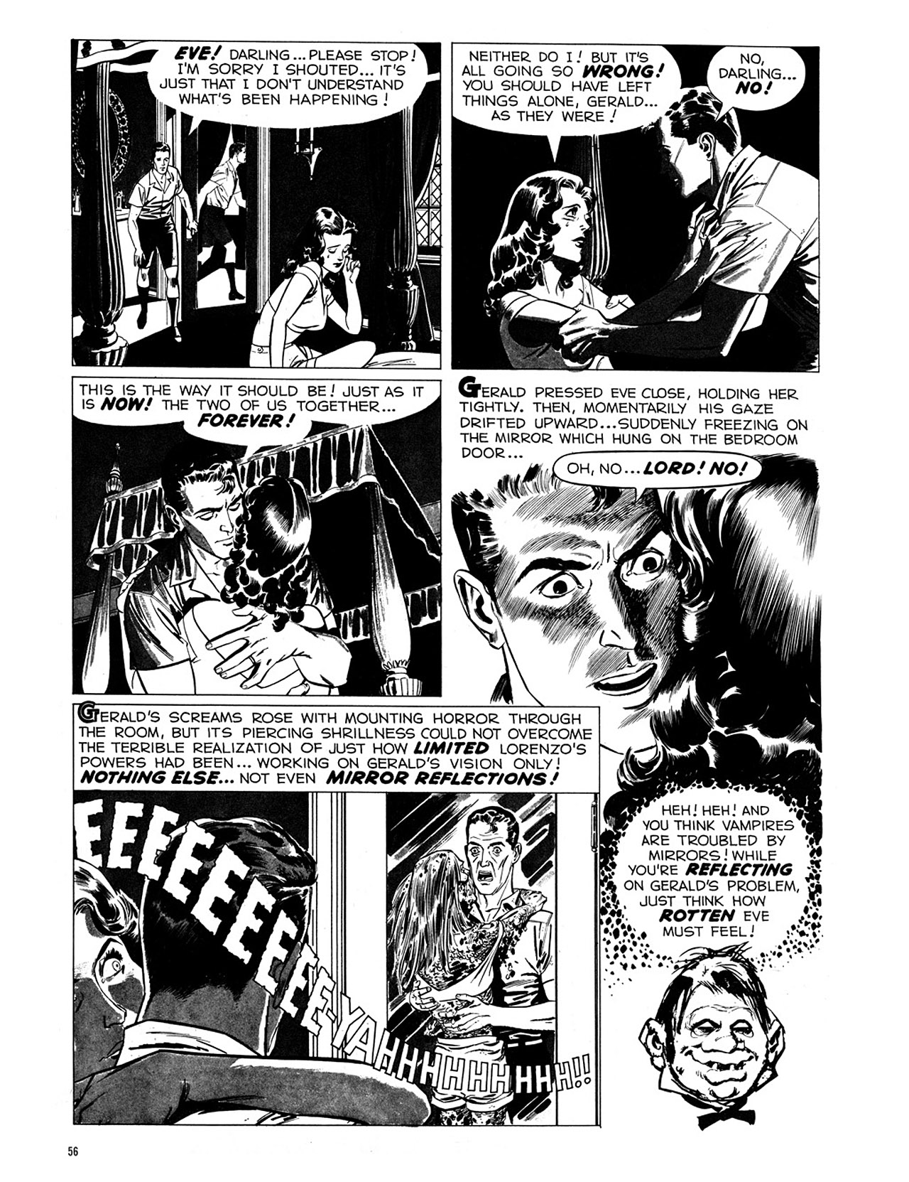 Read online Eerie Archives comic -  Issue # TPB 1 - 57