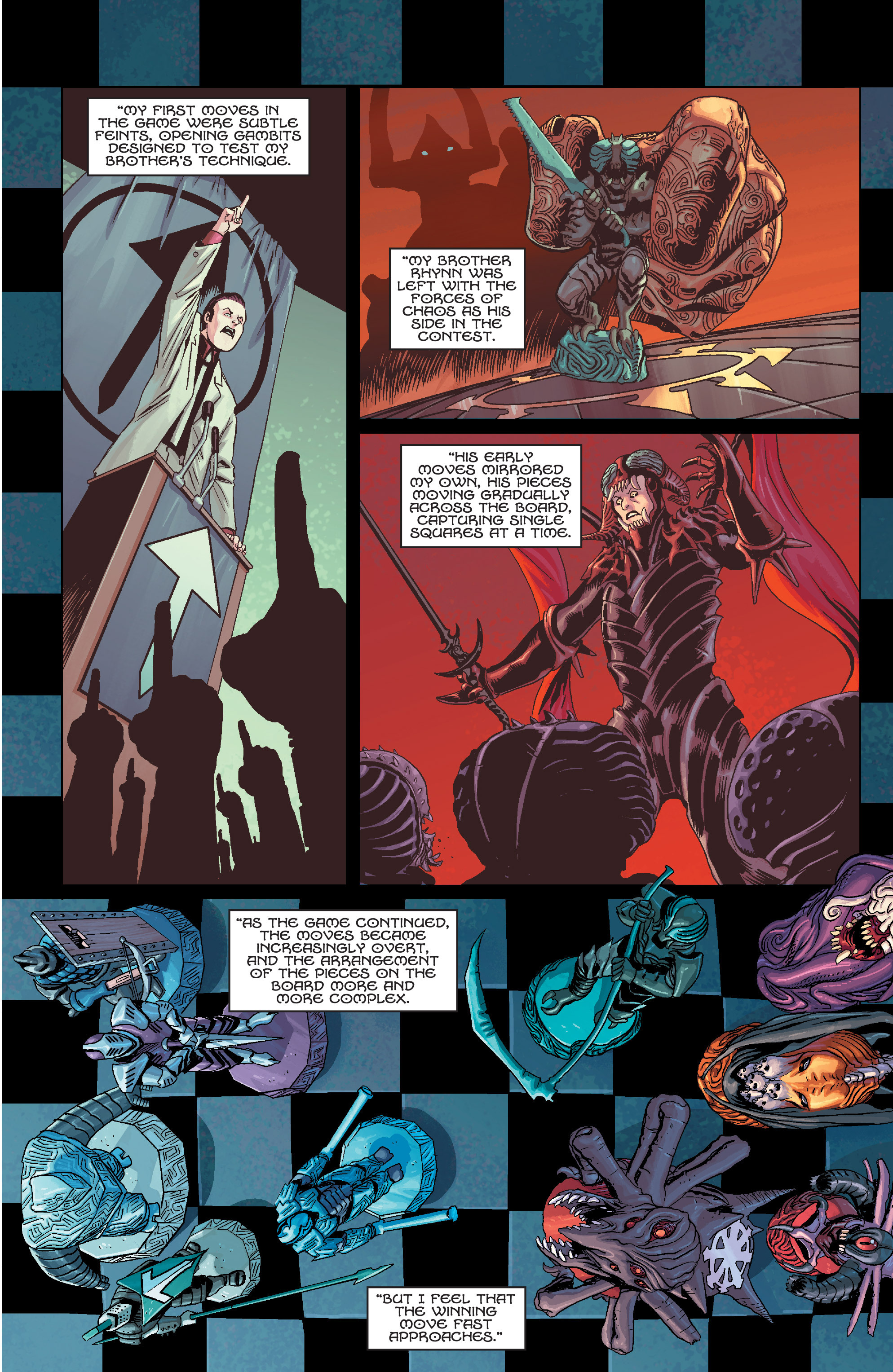 Read online Elric: The Balance Lost comic -  Issue # TPB 3 - 37