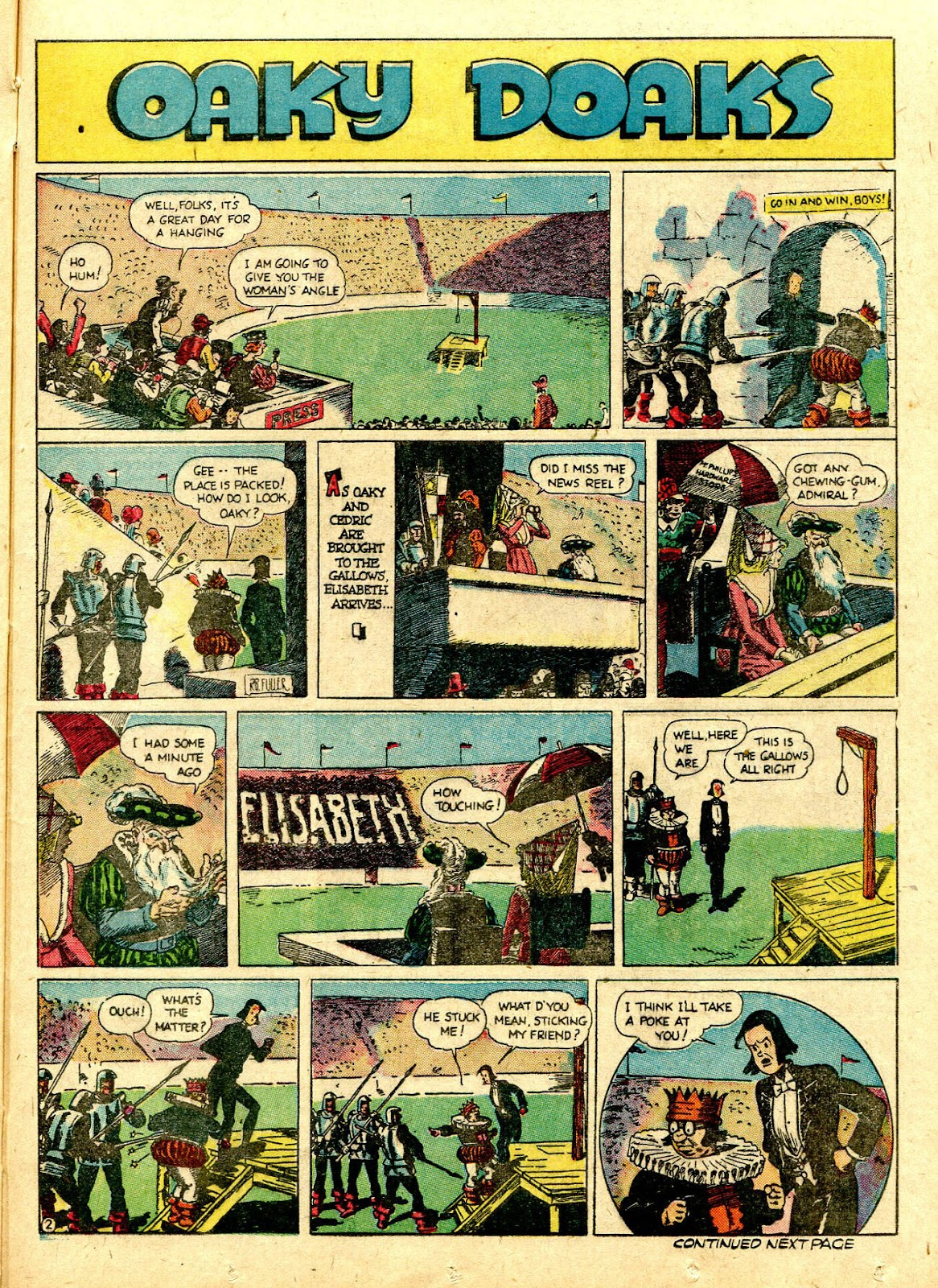 Read online Famous Funnies comic -  Issue #63 - 38