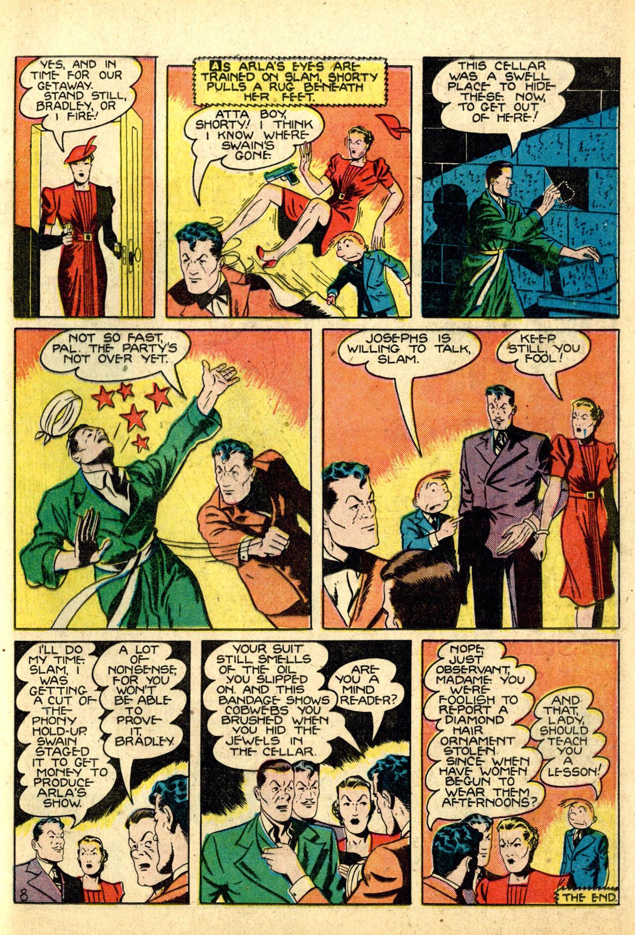 Read online Detective Comics (1937) comic -  Issue #50 - 65