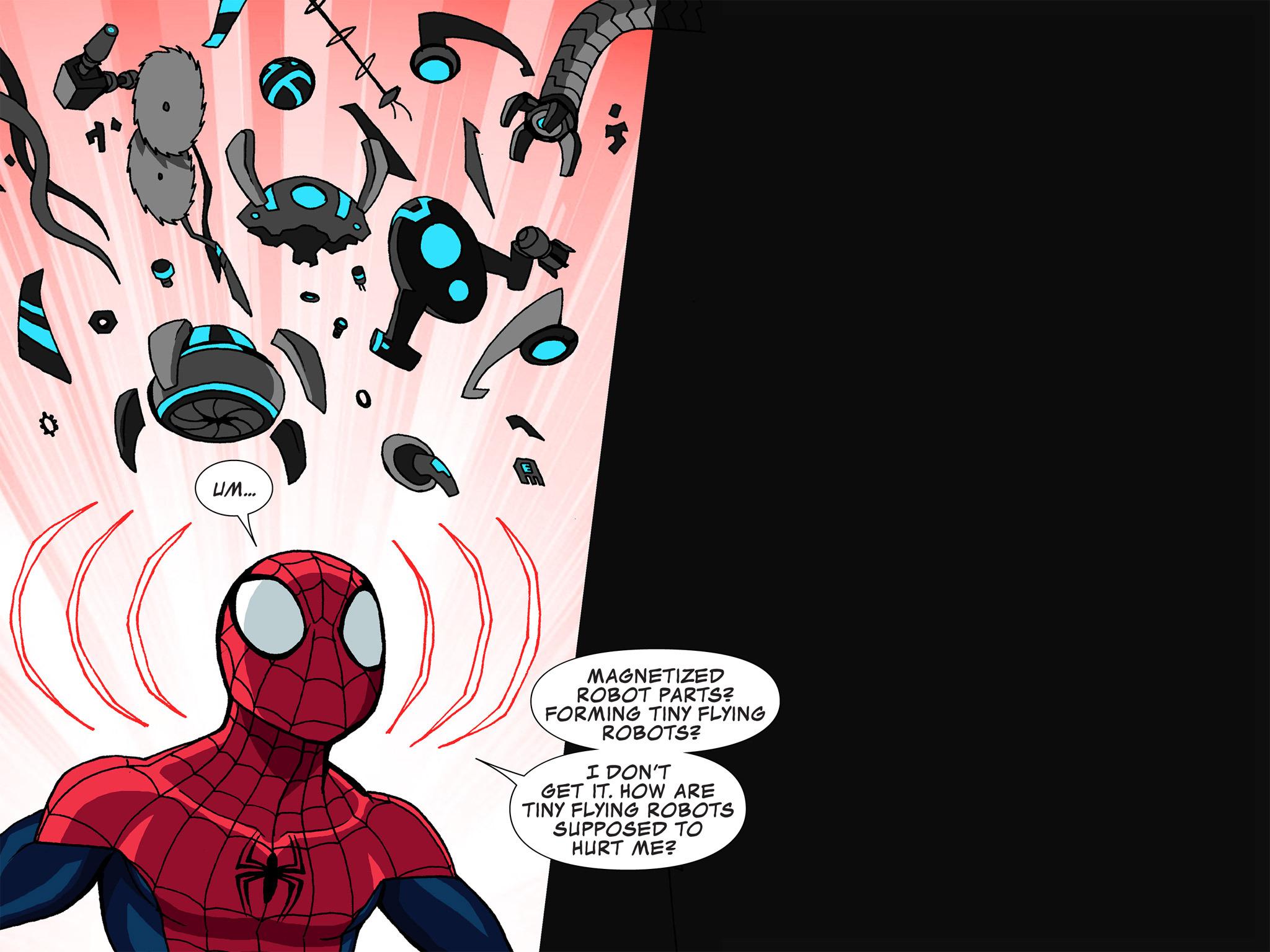 Read online Ultimate Spider-Man (Infinite Comics) (2015) comic -  Issue #4 - 38