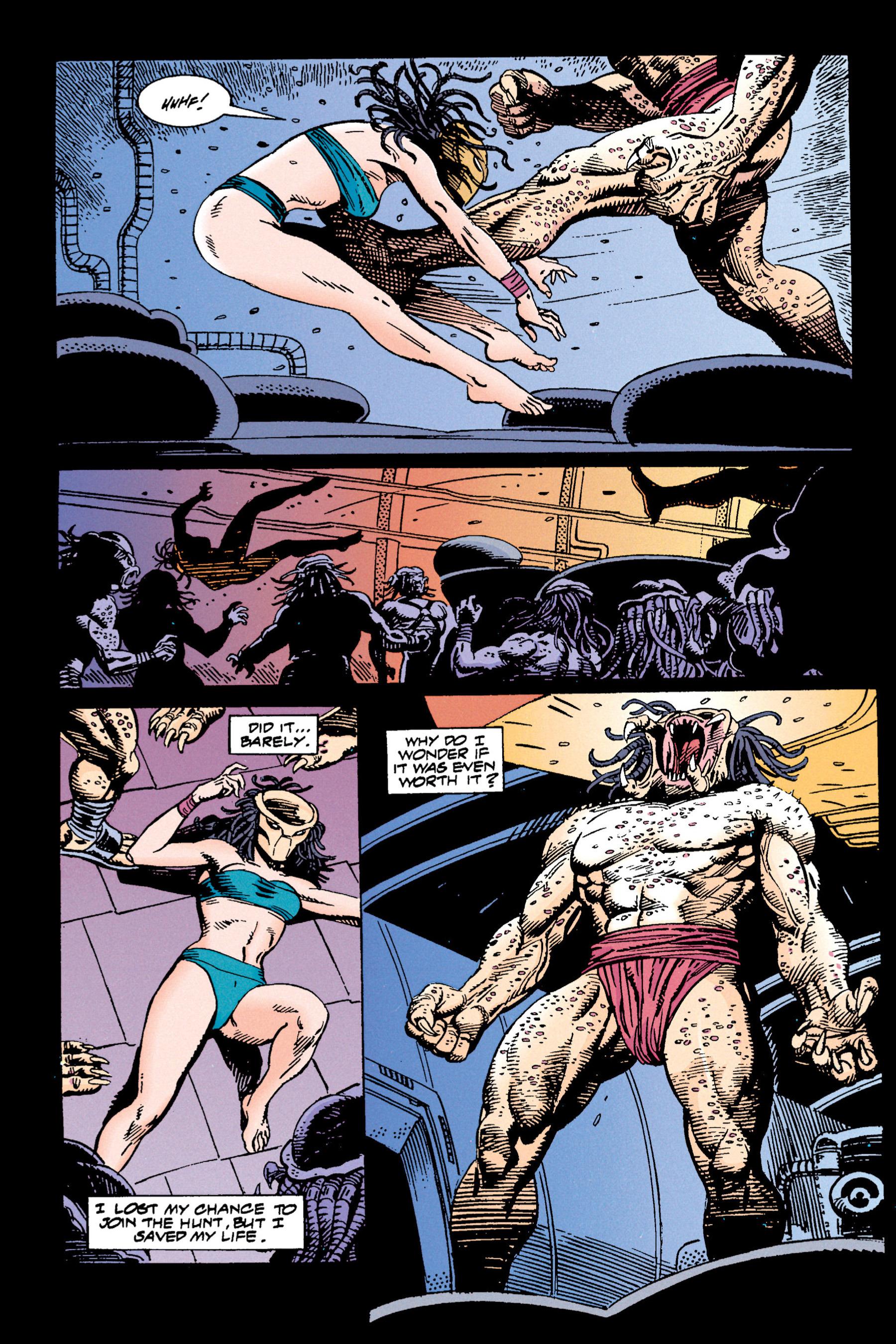 Read online Aliens vs. Predator Omnibus comic -  Issue # _TPB 1 Part 3 - 61