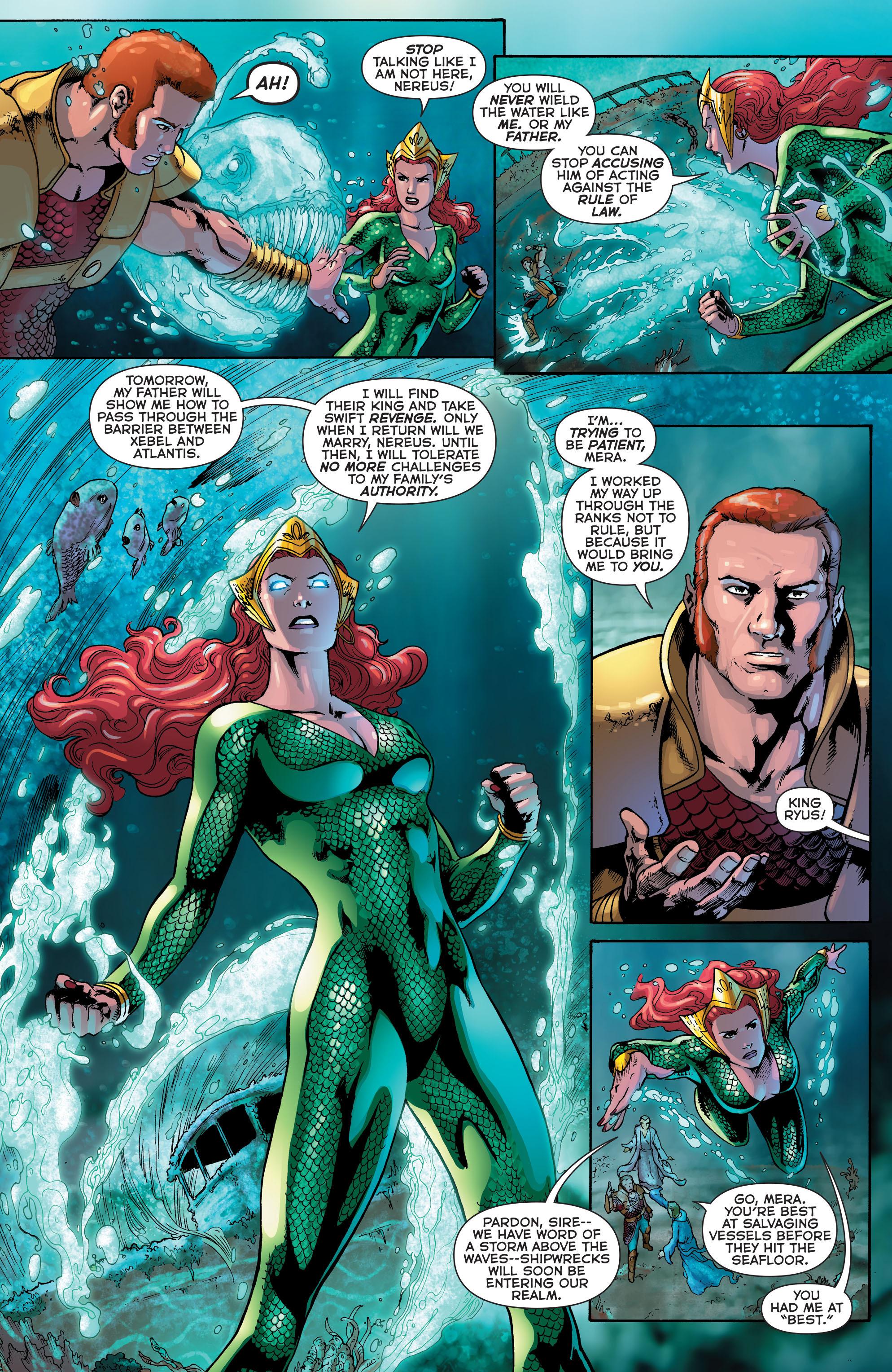 Read online Secret Origins (2014) comic -  Issue #5 - 27
