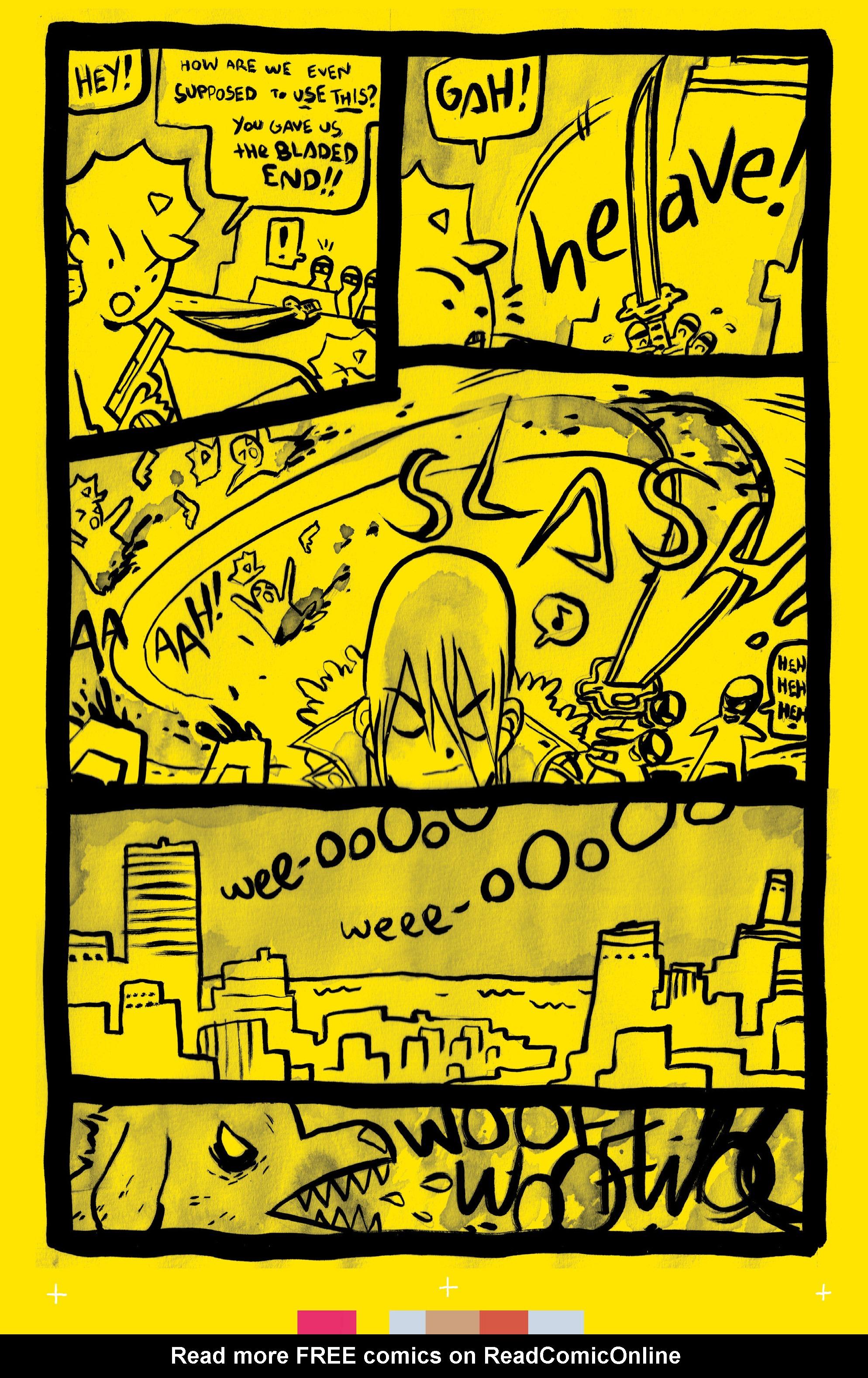 Read online Sun Bakery comic -  Issue #3 - 9