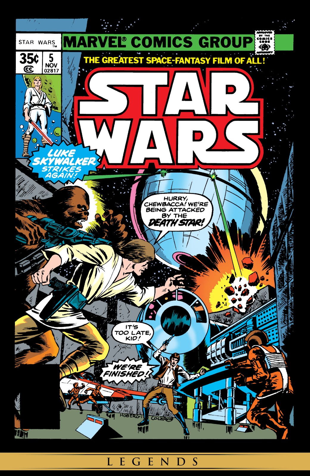 Read online Star Wars Legends: The Original Marvel Years - Epic Collection comic -  Issue # TPB 1 (Part 1) - 80